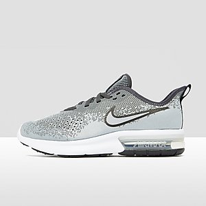 sports shoes e6809 9f947 NIKE AIR MAX SEQUENT4 SNEAKERS GRIJS KINDEREN