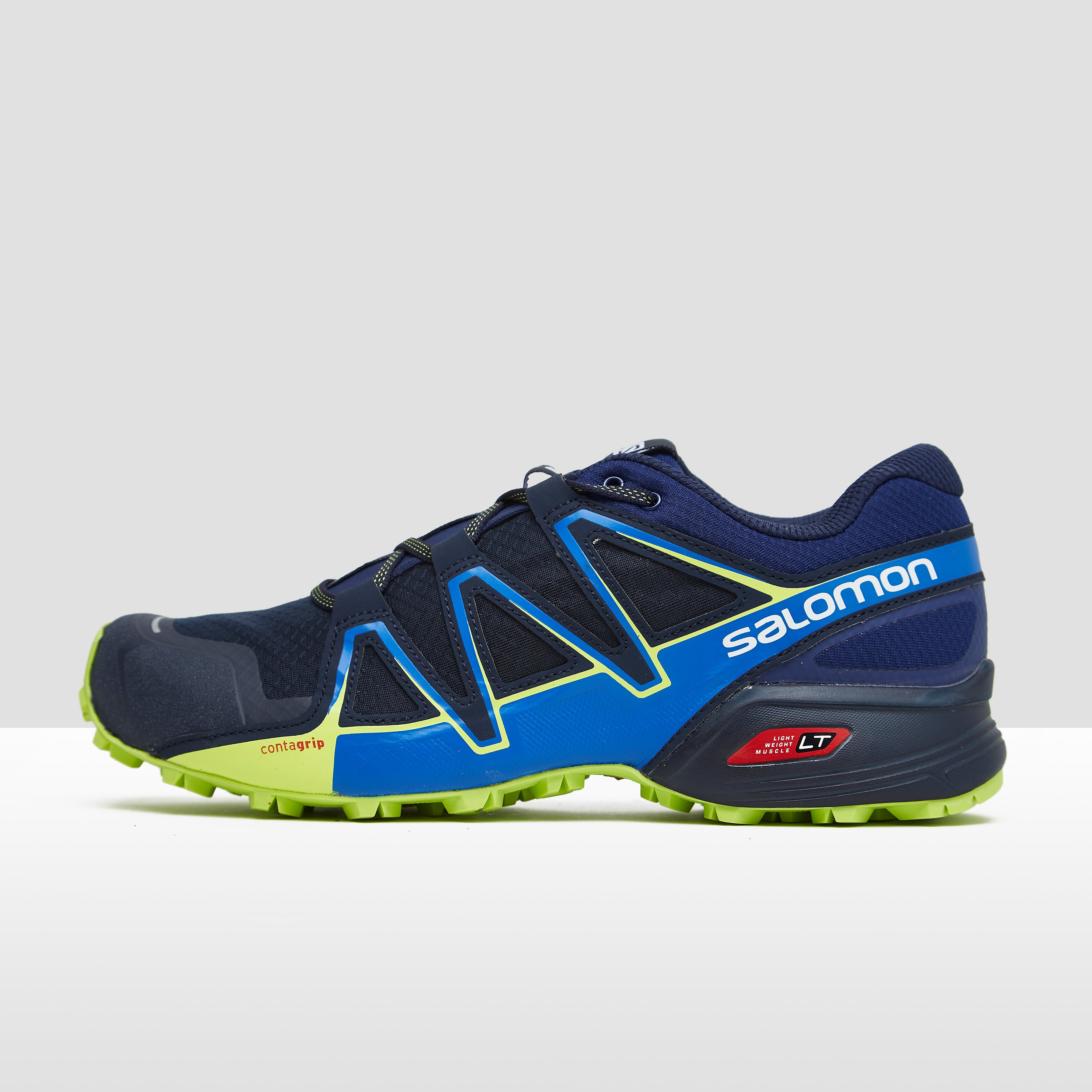 SALOMON SPEEDCROSS VARIO 2 TRAILSCHOENEN ZWART/ORANJE HEREN