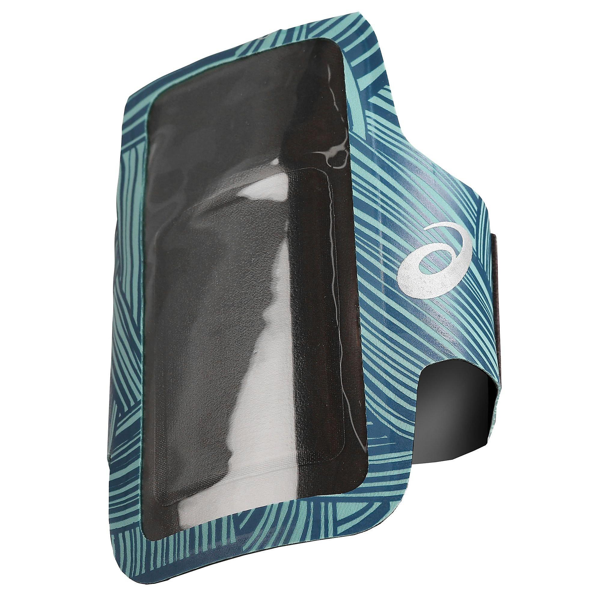 ASICS MP3 POCKET TELEFOONARMBAND GEEL