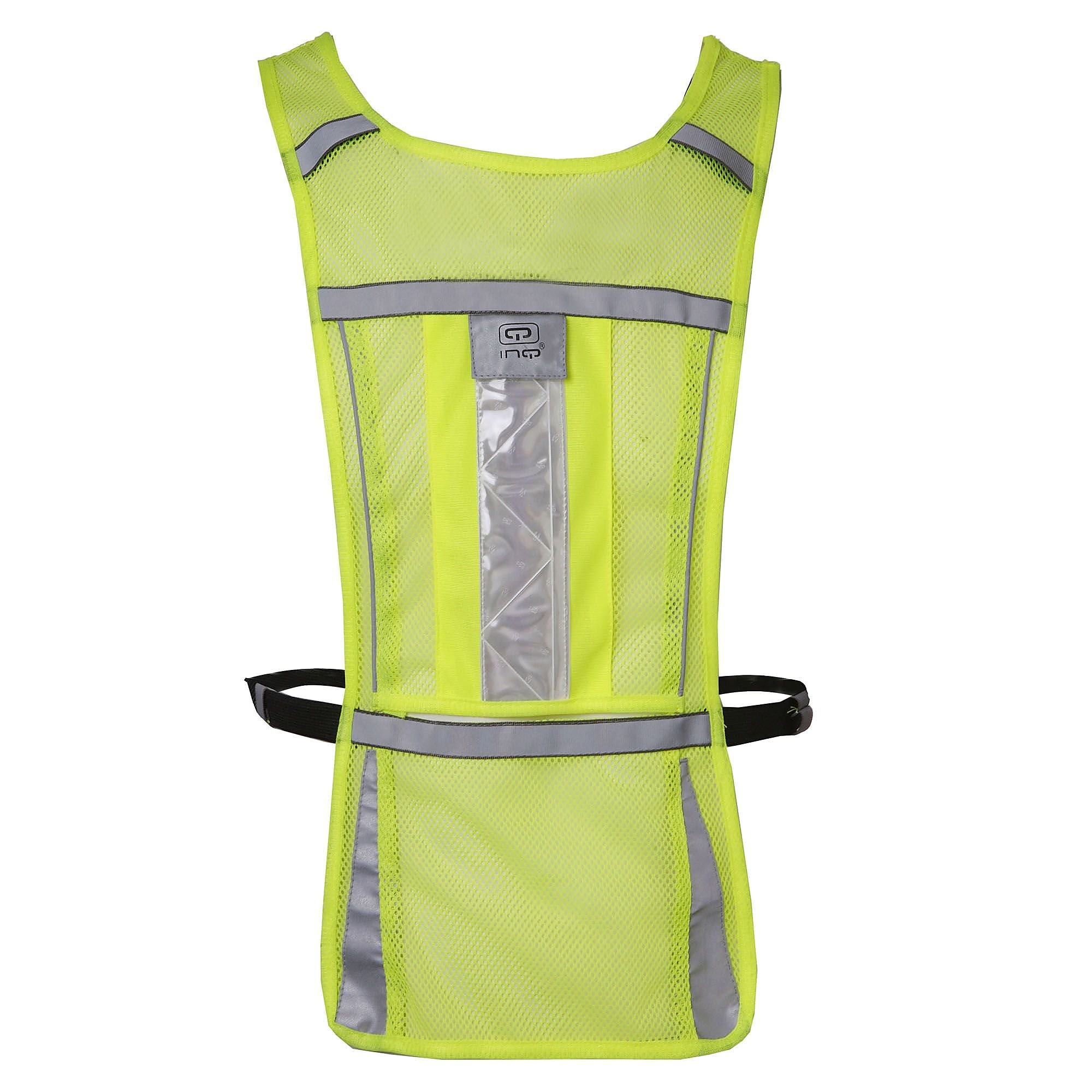 INQ RUNNING VEST MET LED