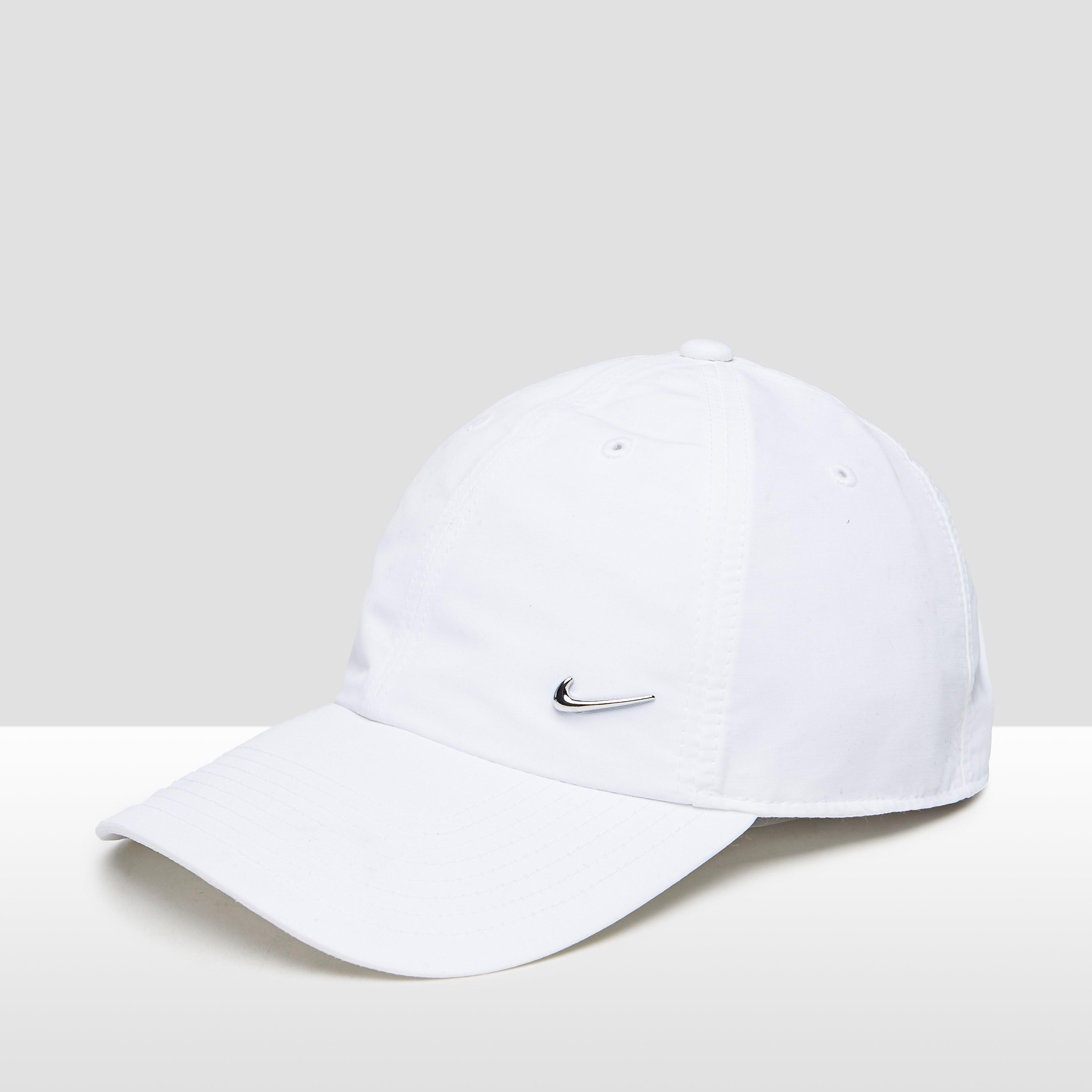 Nike NIK SWOOSH LOGO CAP WHI W
