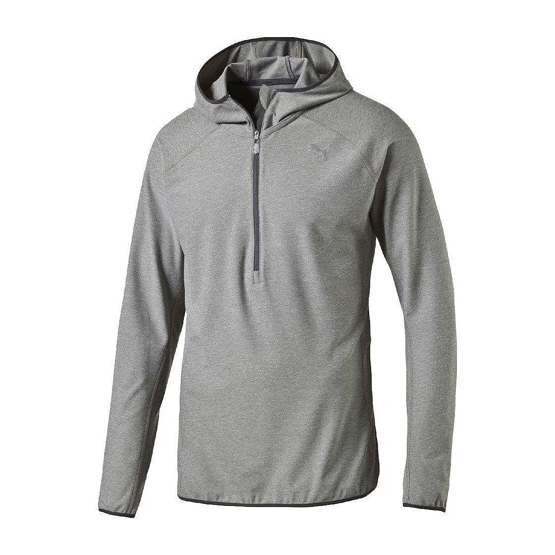 PUMA LONGSLEEVE HOODED TOP