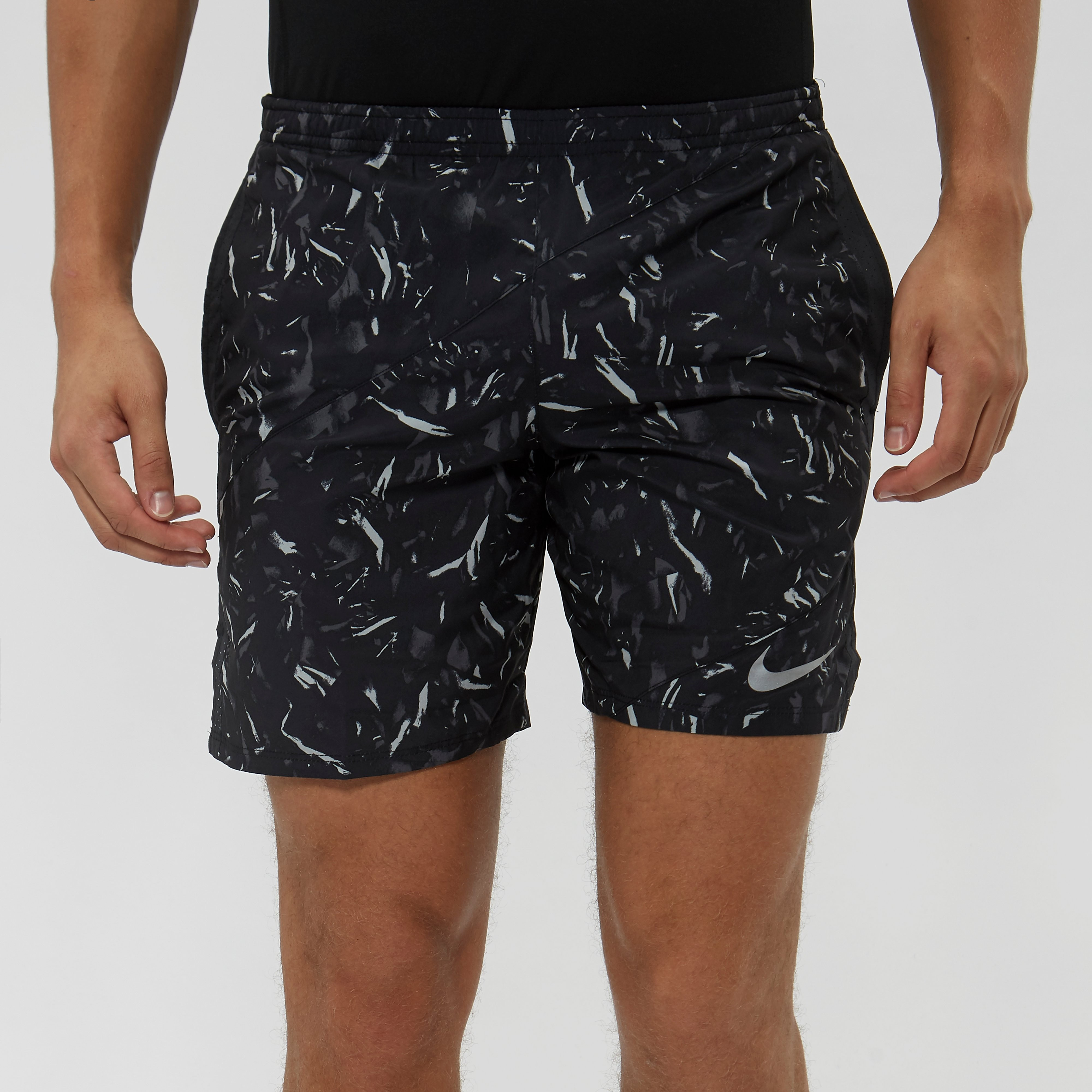 NIKE 7-INCH FLEX DISTANCE PRINTED SHORT