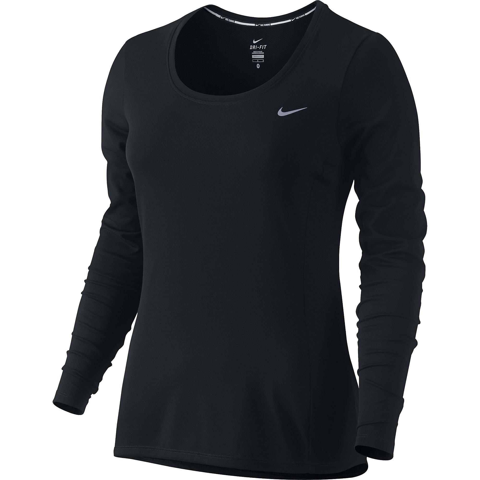 Nike DRI-FIT CONTOUR LONG SLEE