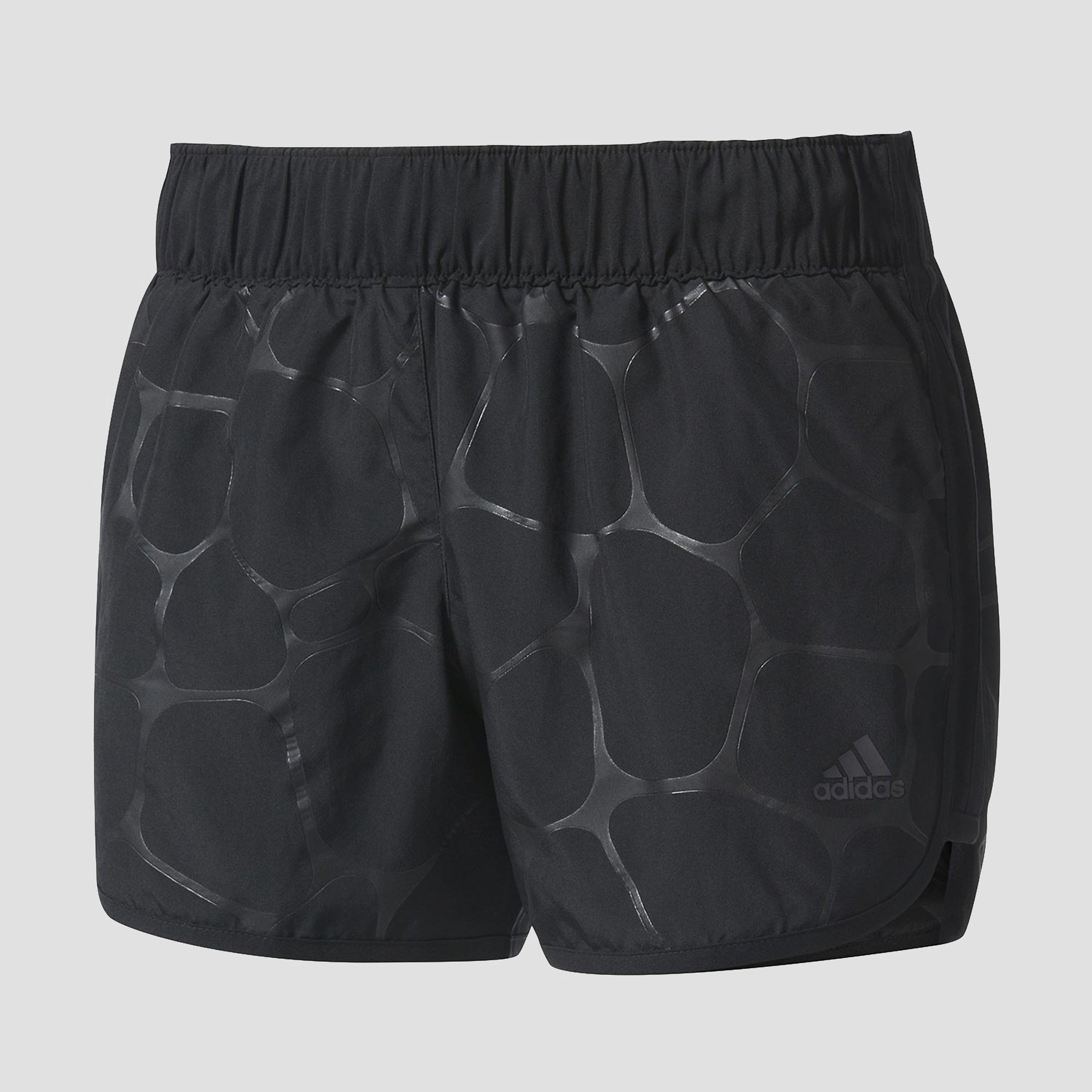 ADIDAS M10 ENERGIZED BOOST SHORT ZWART DAMES