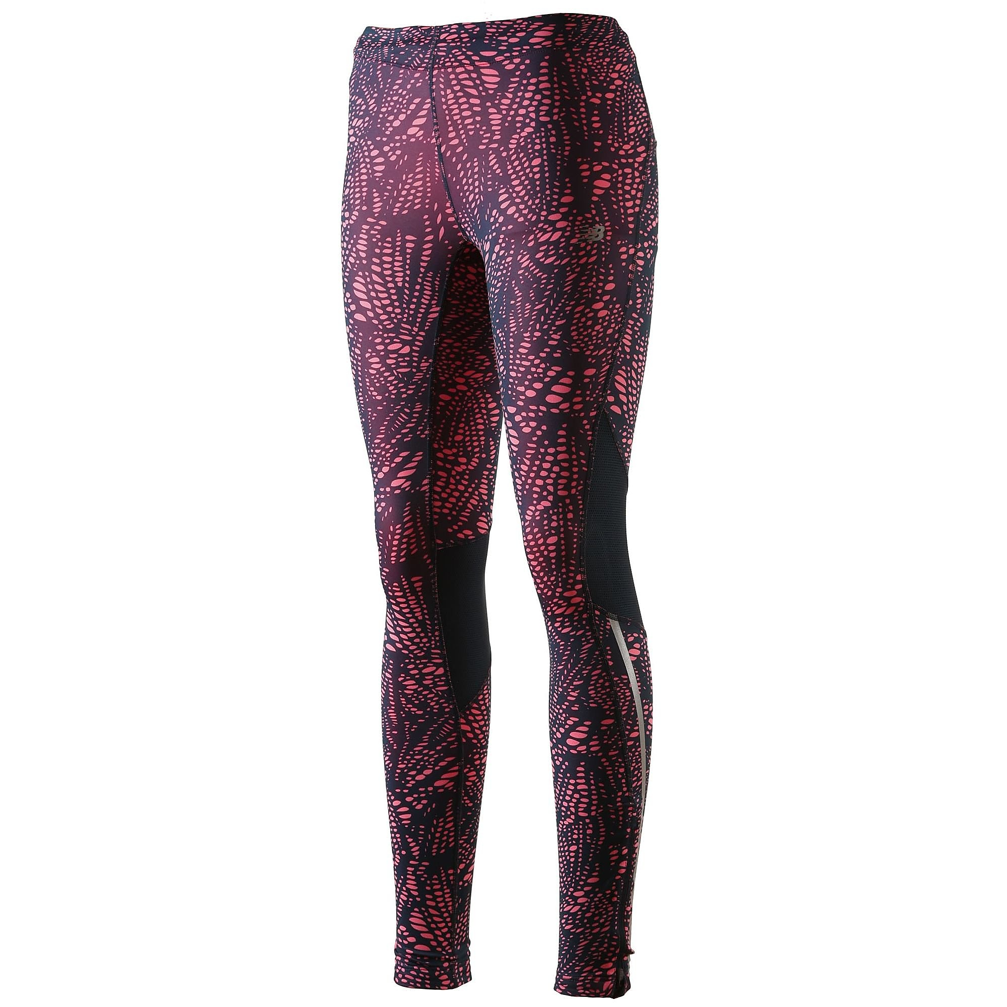NEW BALANCE IMPACT PRINTED TIGHT DAMES