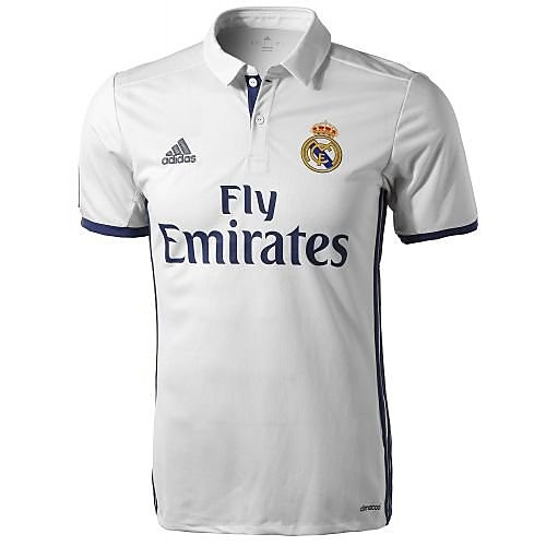 adidas REAL MADRID HOME JERSEY