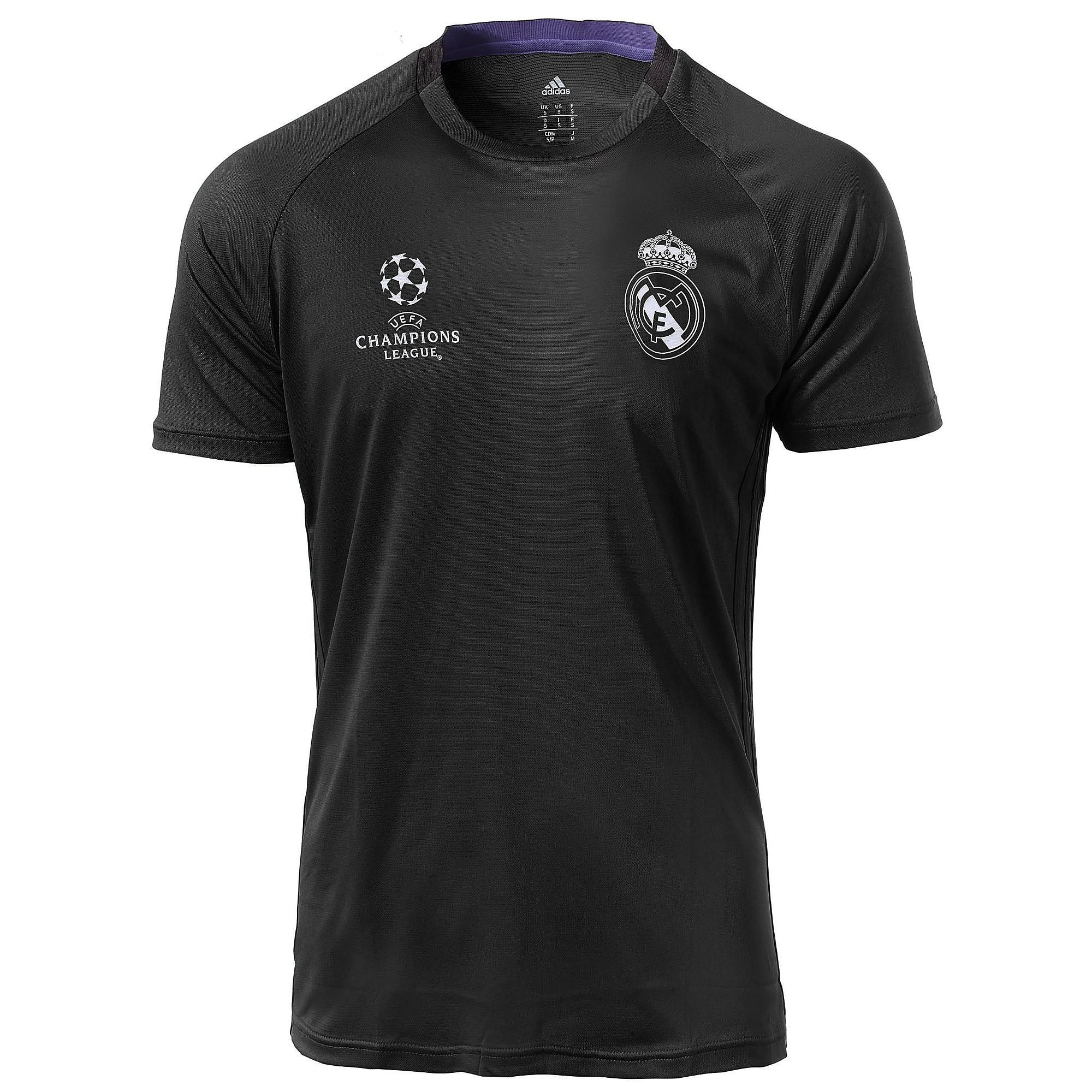 adidas REAL MADRID UCL TRAININGSSHIRT