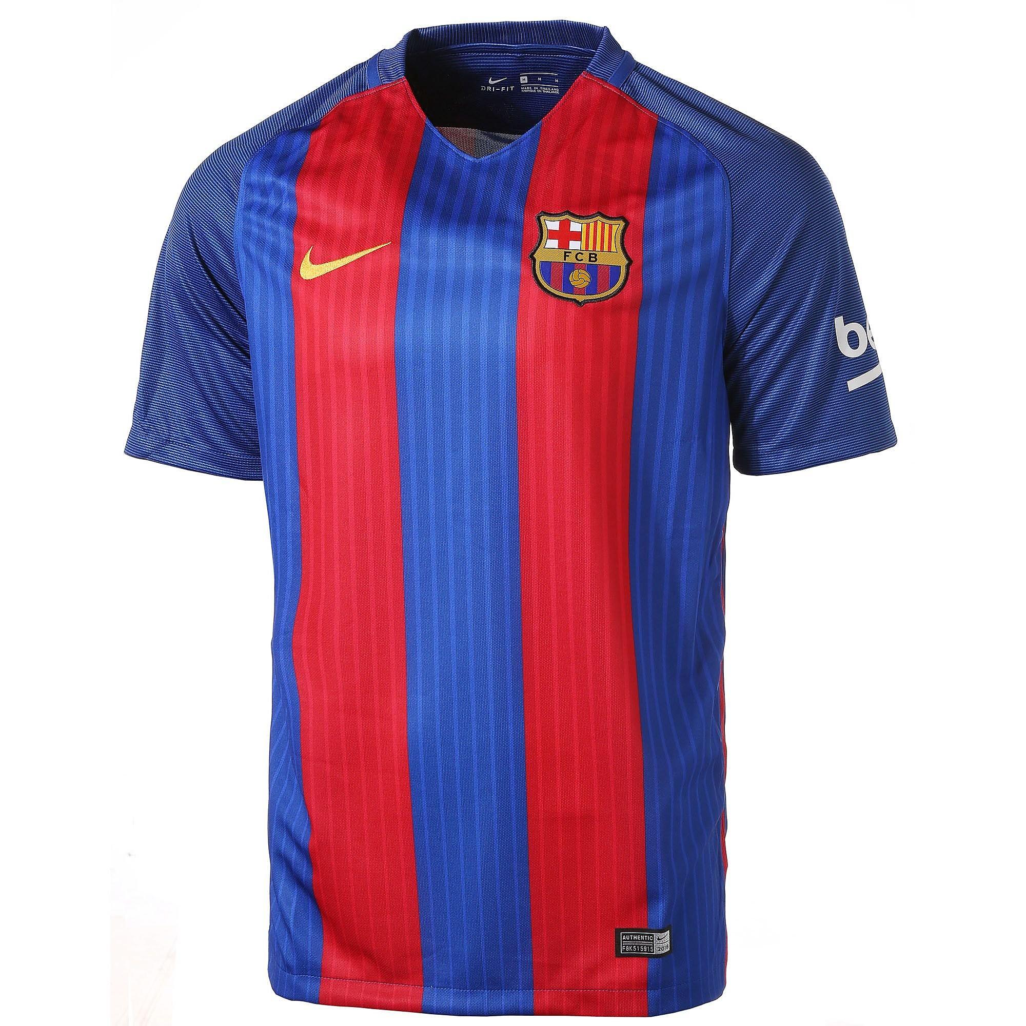 Nike FC BARCELONA REPLICA THUISSHIRT