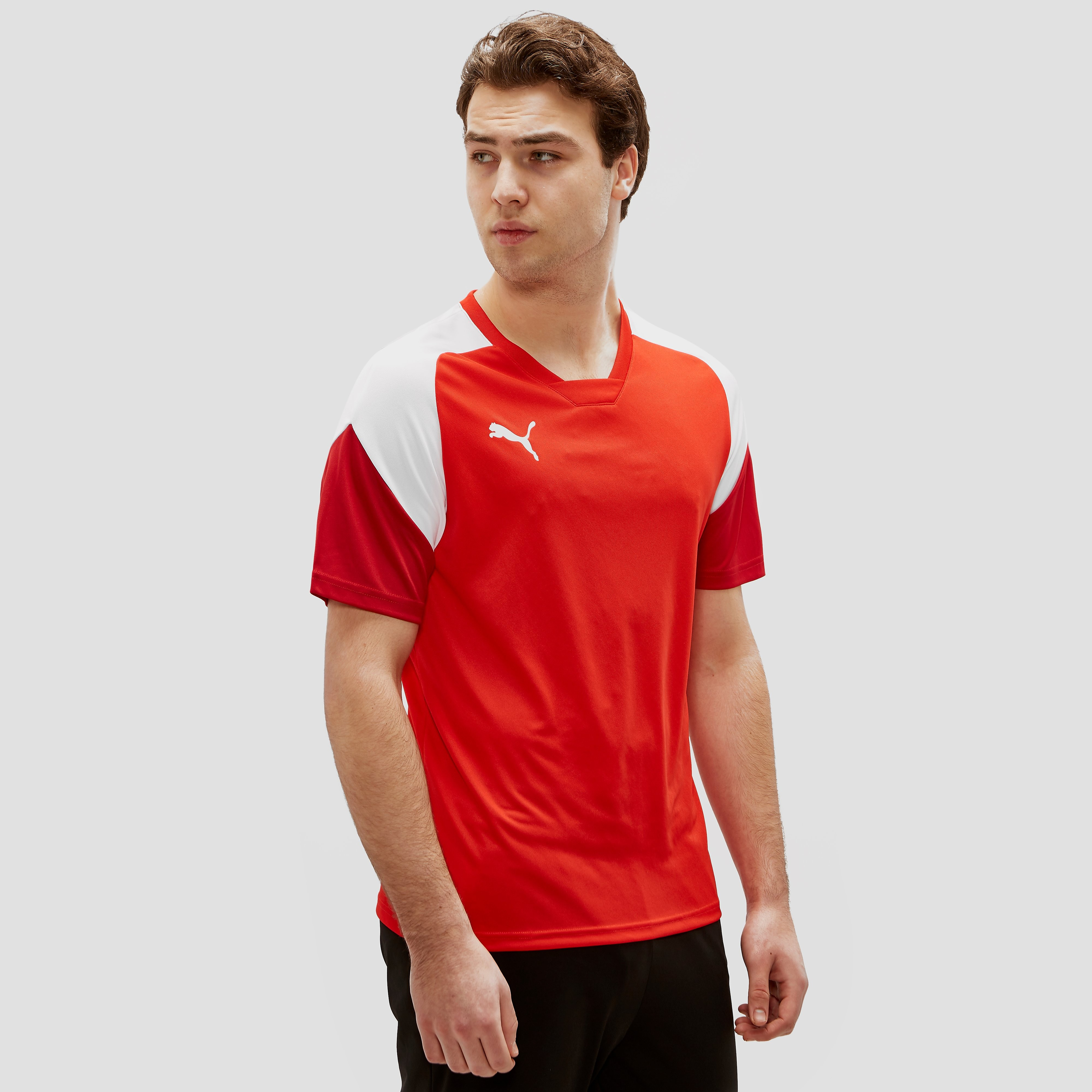 PUMA ESITO 4 TRAININGSSHIRT ROOD HEREN