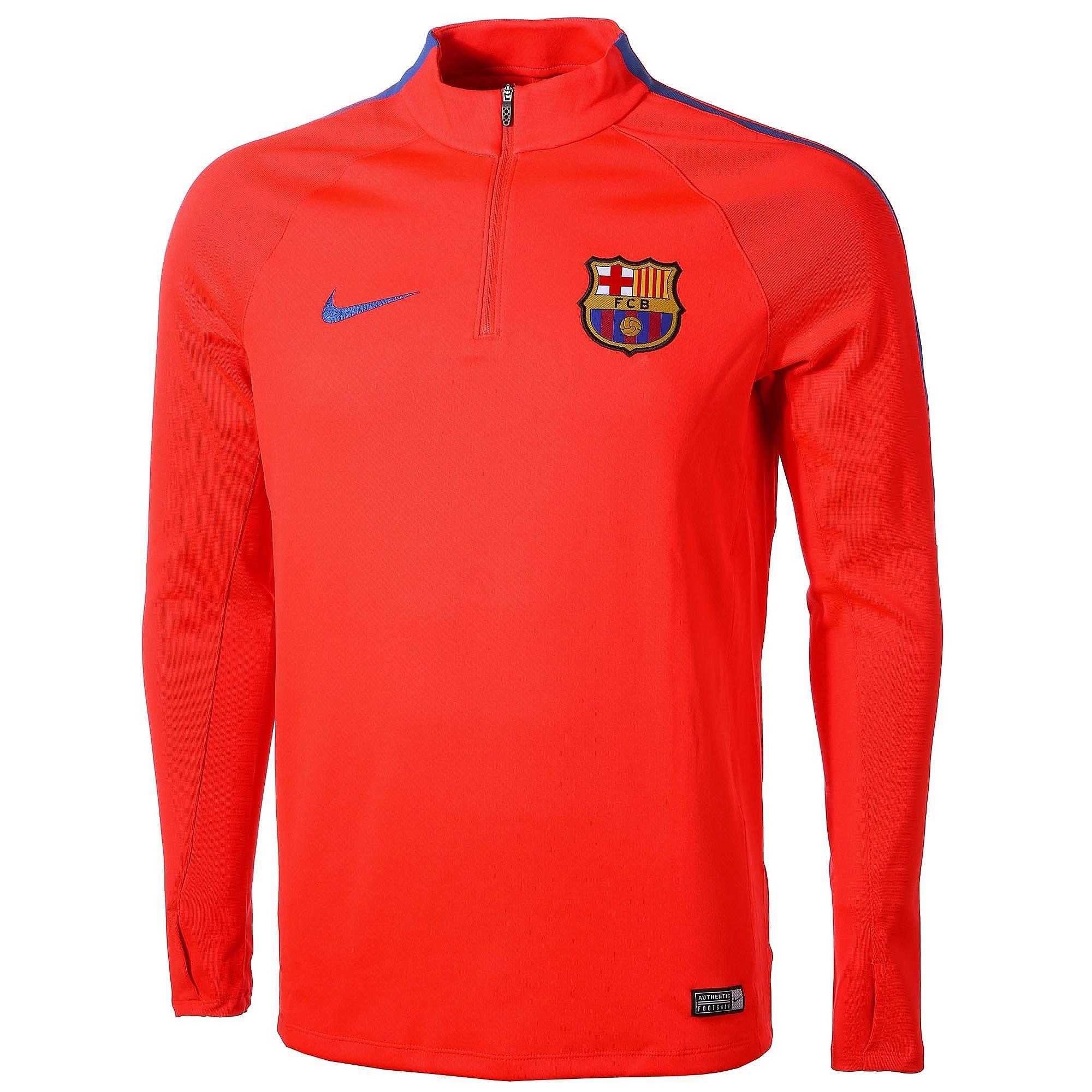 Nike FC BARCELONA DRILL TOP