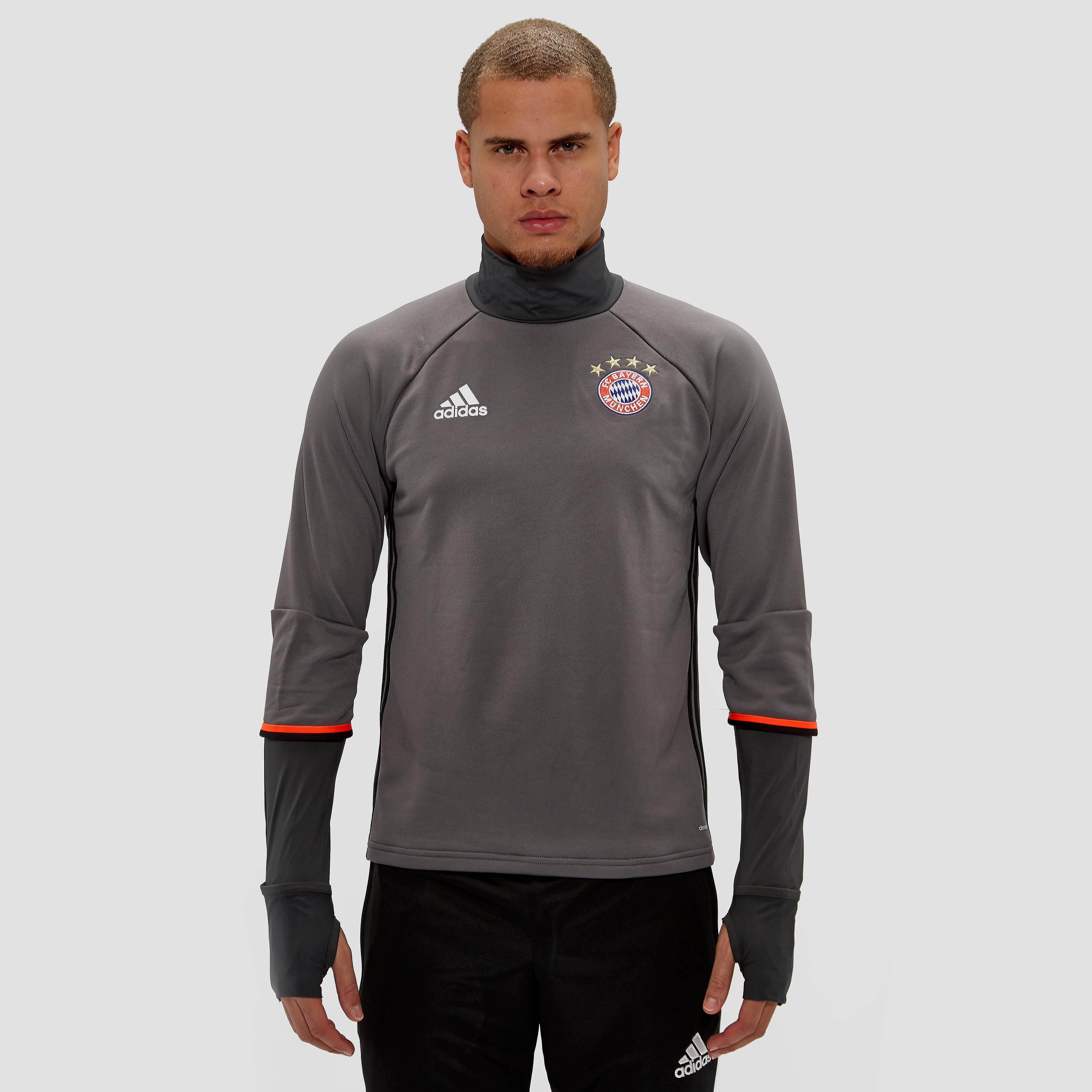ADIDAS FC BAYERN MÜNCHEN TRAININGSTOP GRIJS HEREN
