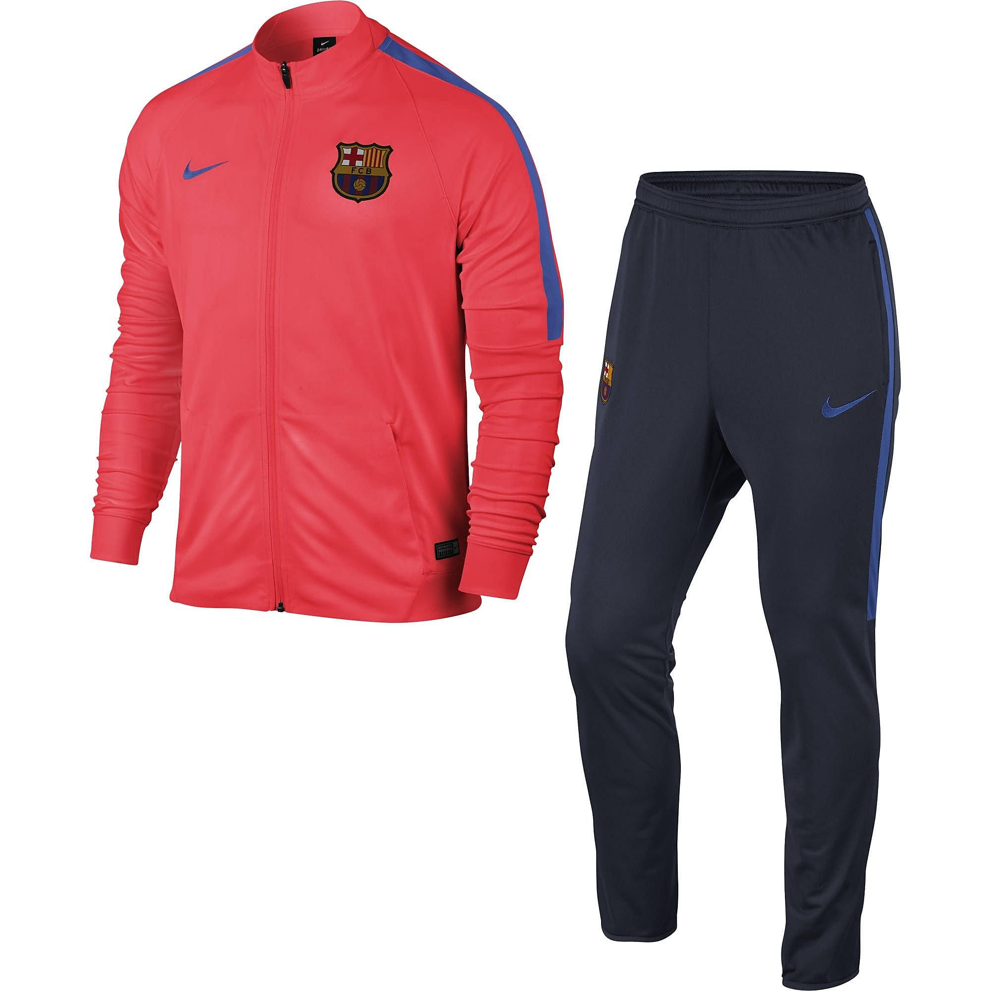 Nike FC BARCELONA WARMING-UPSET
