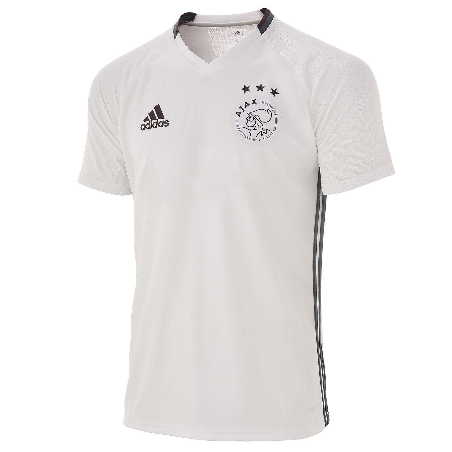 adidas AJAX TRAINING JERSEY JR