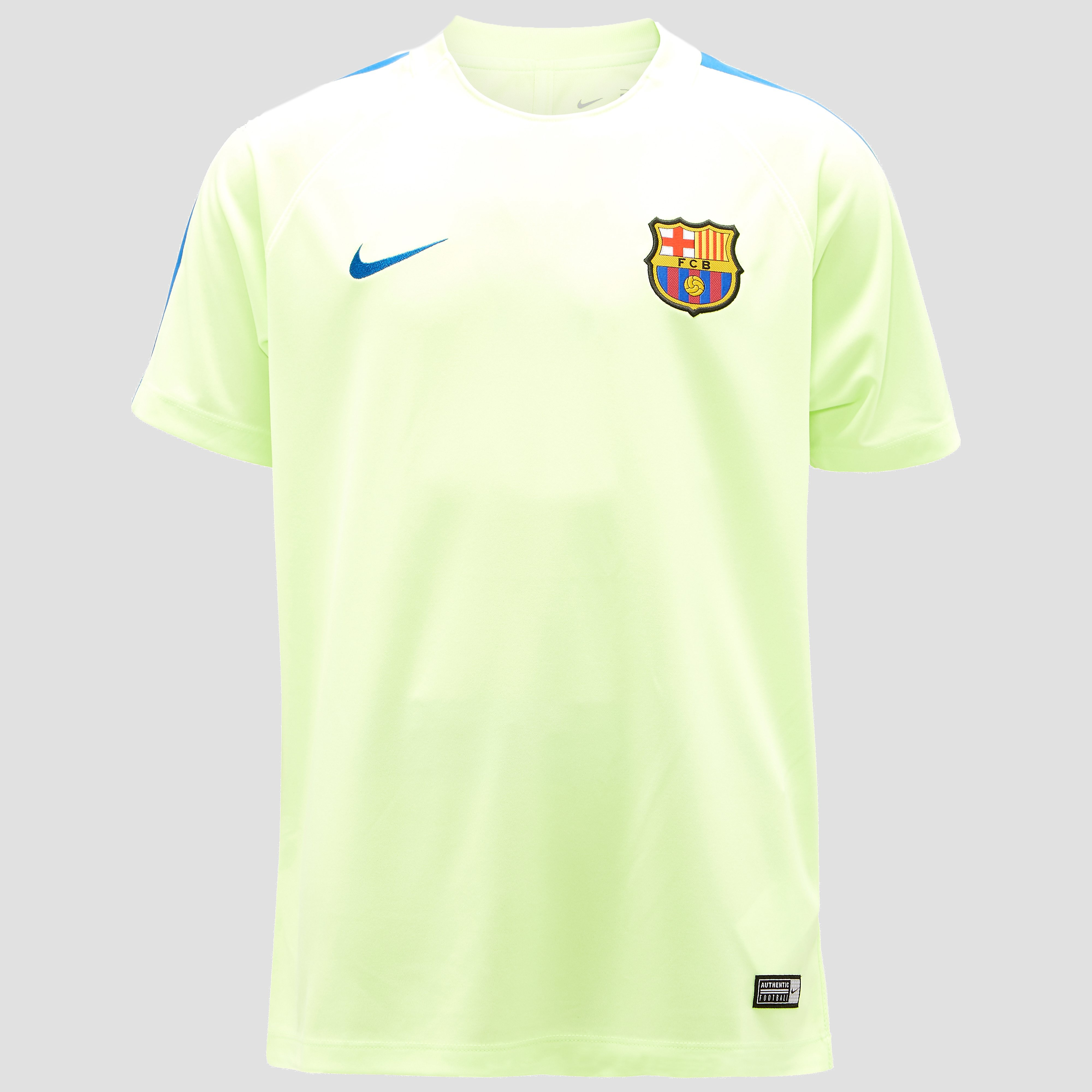 NIKE FC BARCELONA TRAININGSSHIRT JR