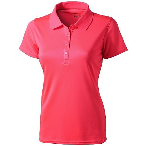 INQ NIKKY POLO ROZE DAMES