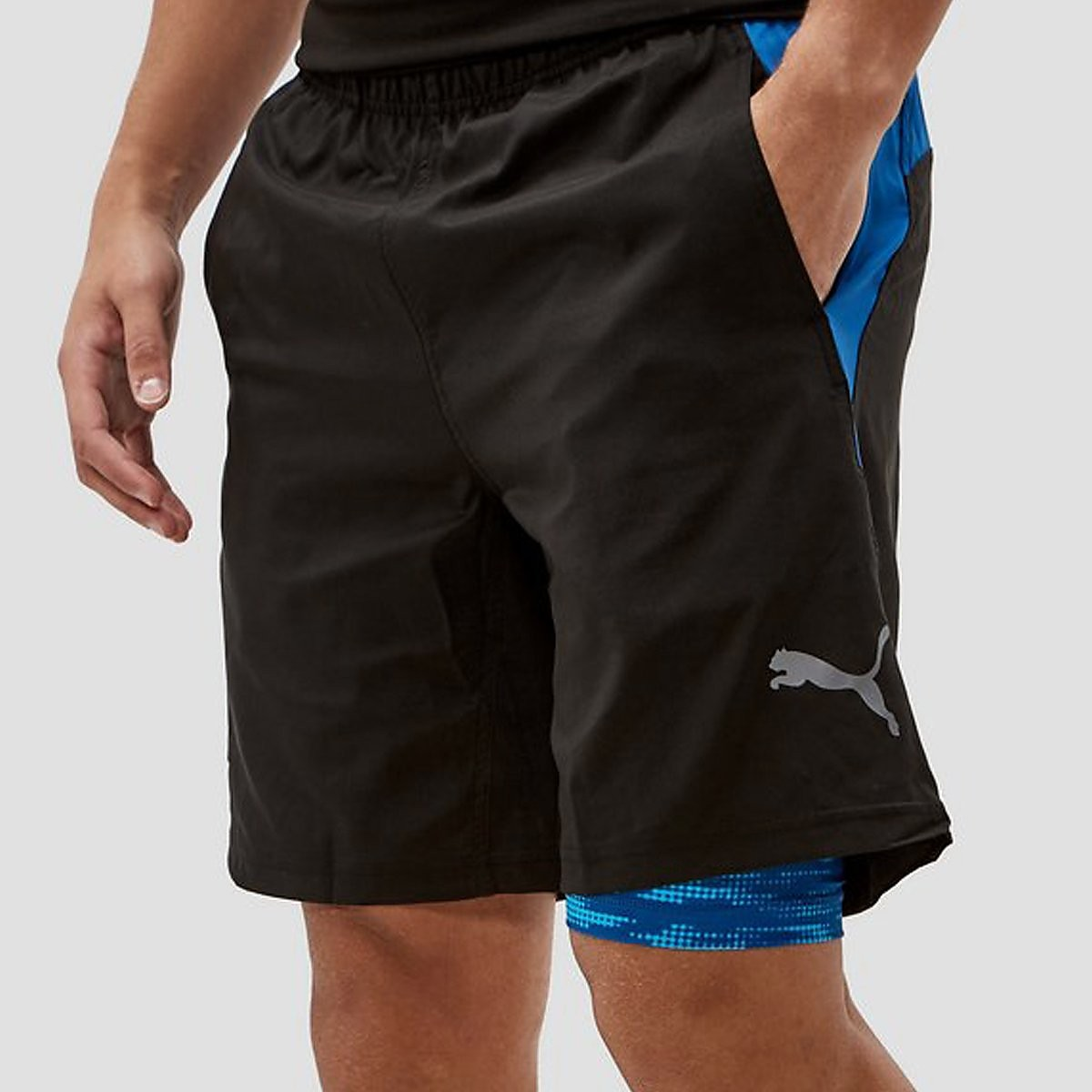 PUMA 2-IN-1 REPS TRAININGSSHORT