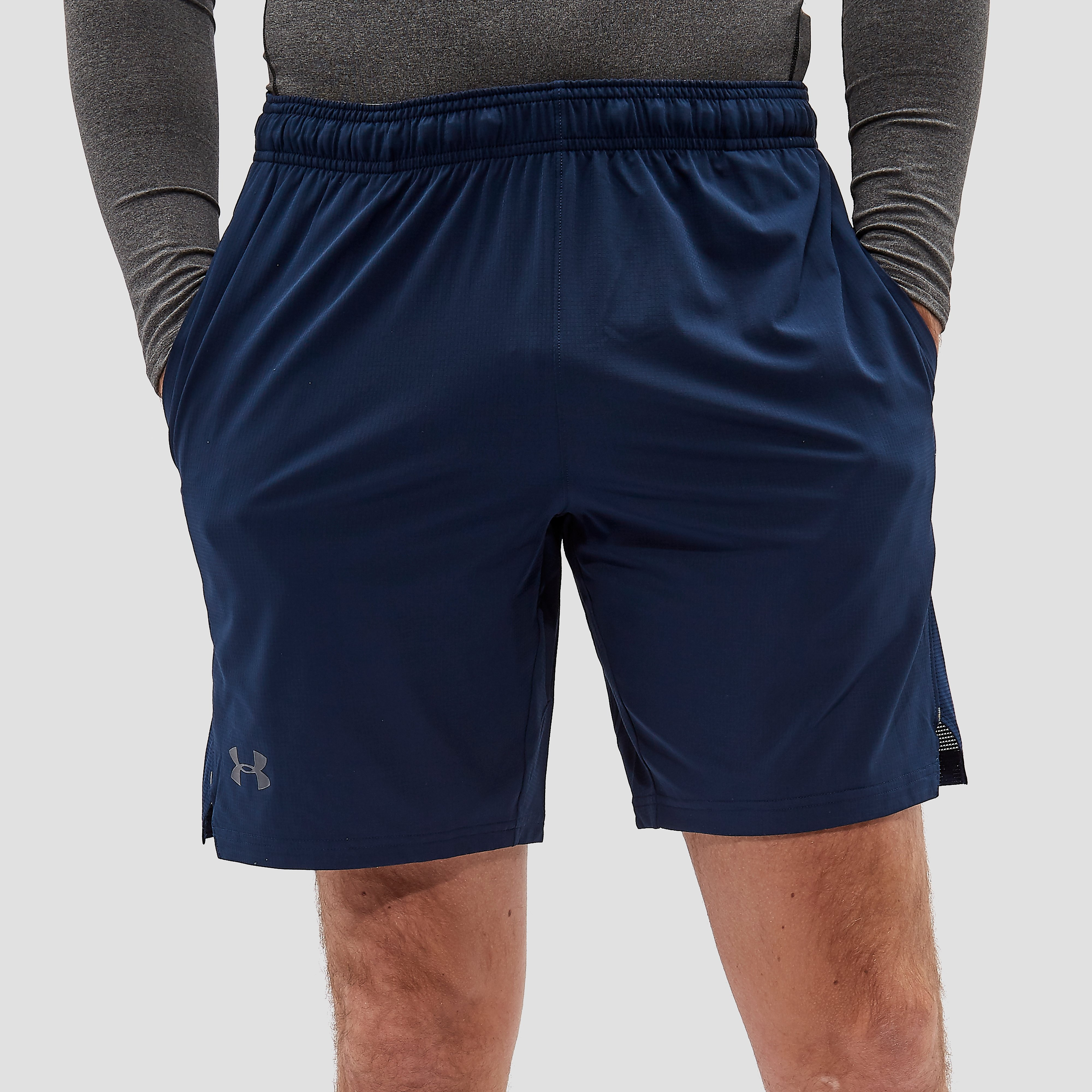 UNDER ARMOUR UA CAGE SPORTBROEKJE BLAUW HEREN