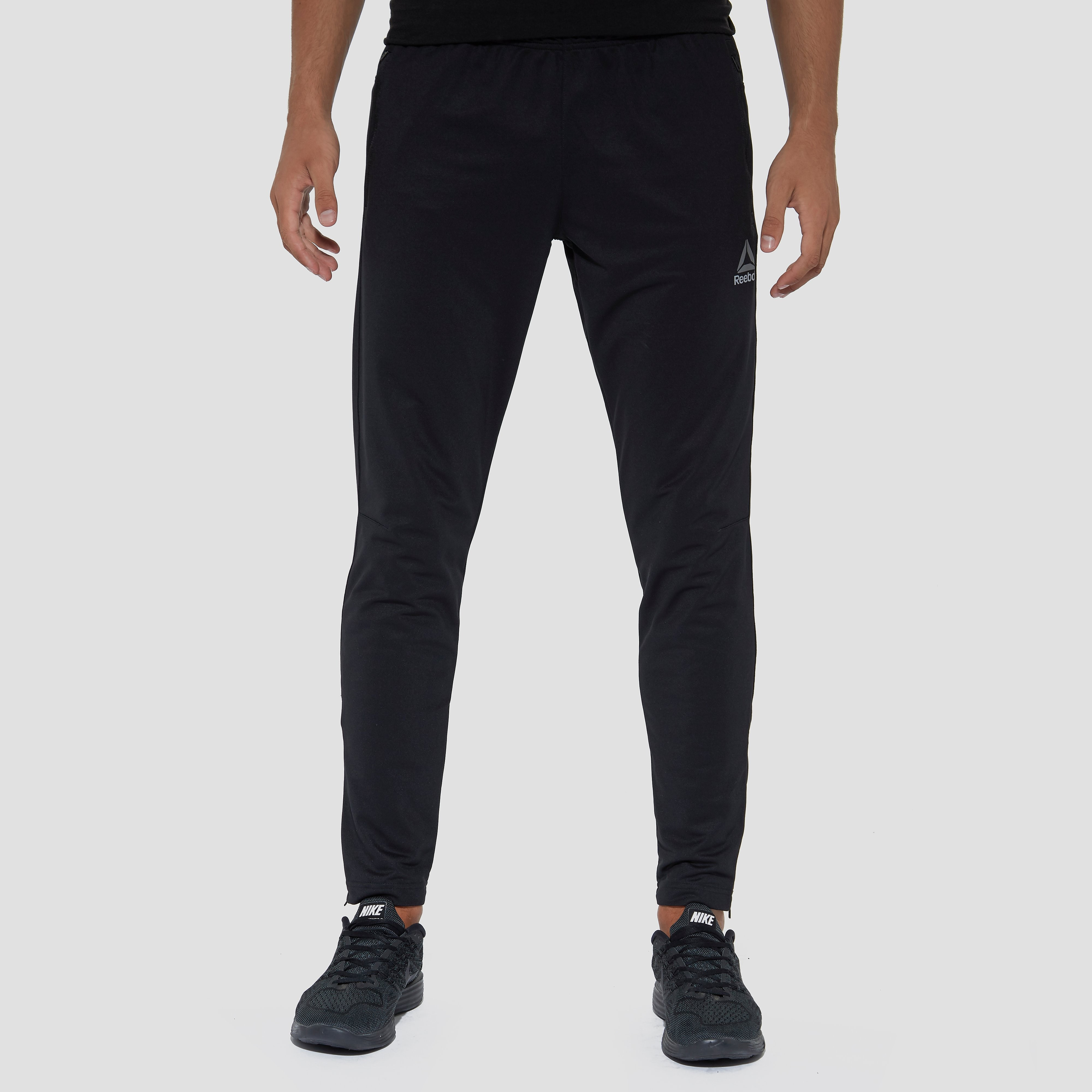 REEBOK WORKOUT READY SPORTBROEK ZWART HEREN
