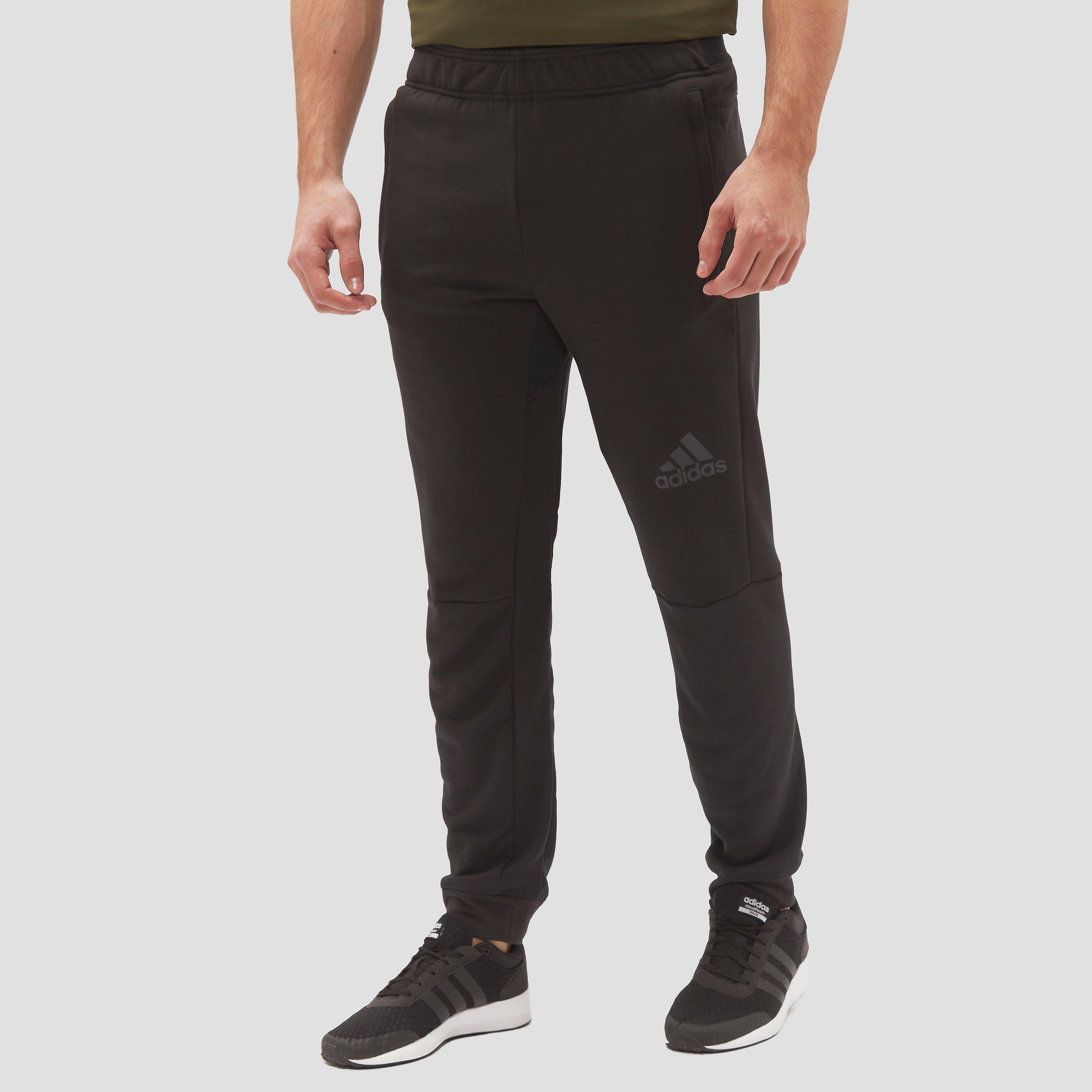 ADIDAS WORKOUT SPORTBROEK ZWART HEREN