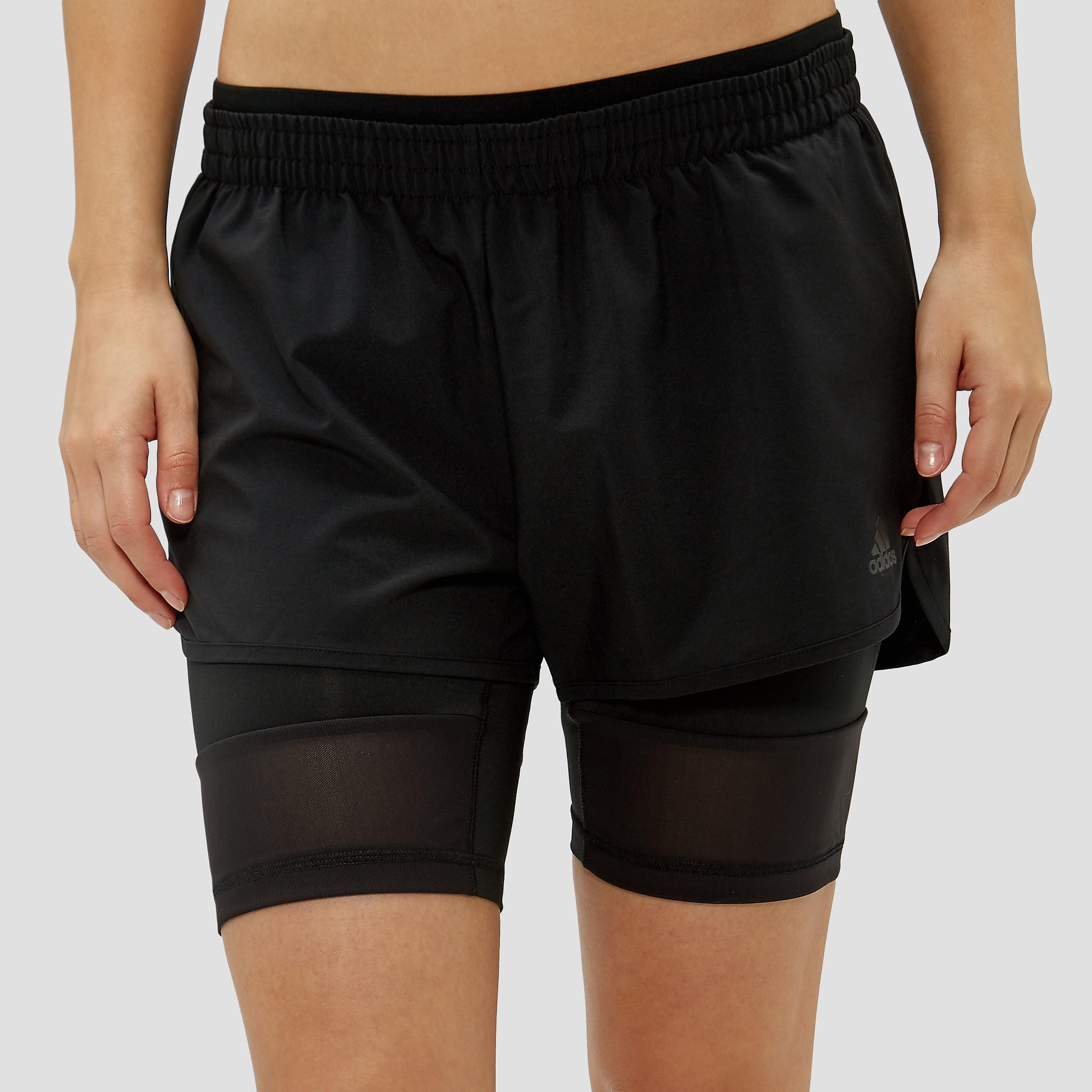 ADIDAS 2-IN-1 LONG SHORT