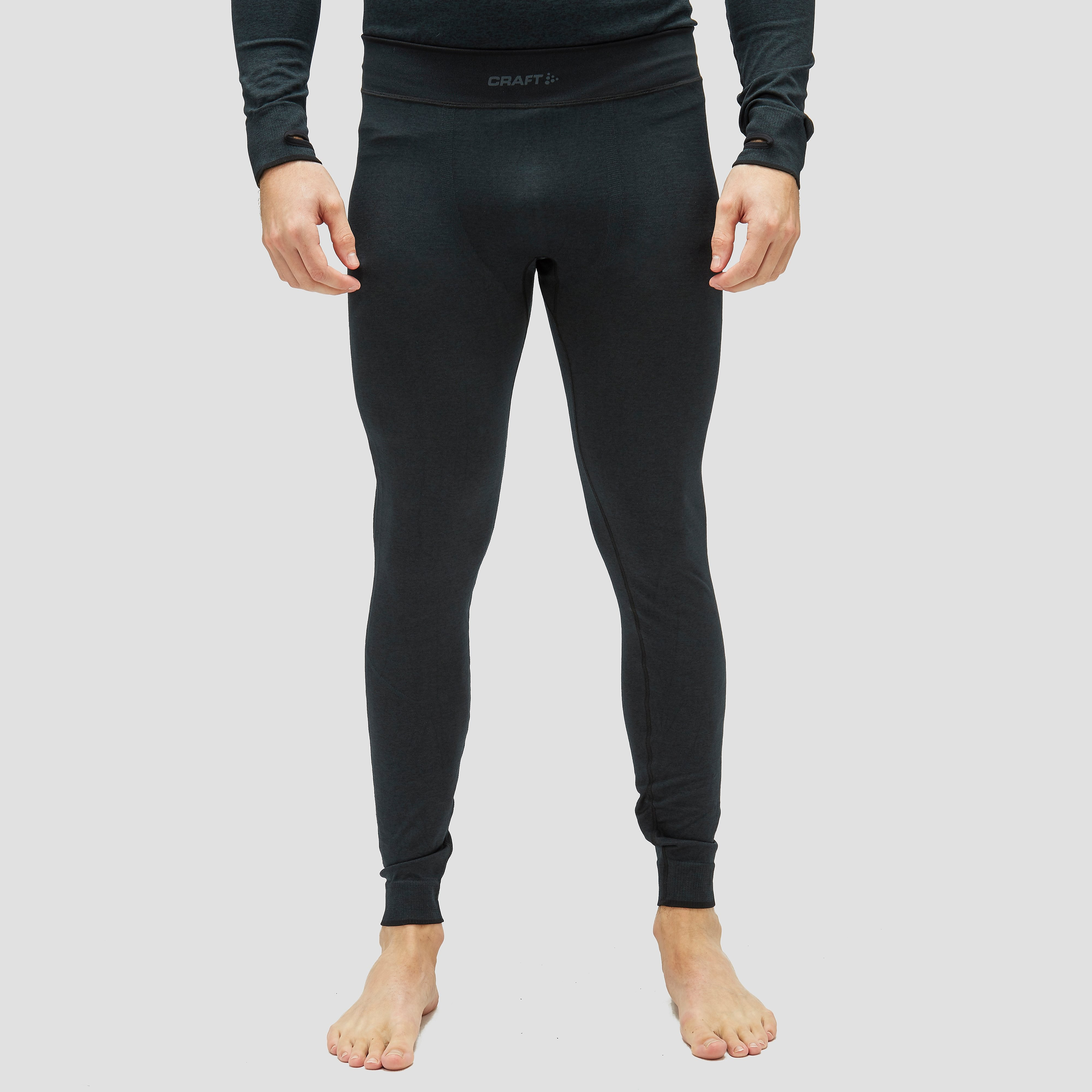 CRAFT ACTIVE COMFORT WINTER BROEK ZWART HEREN