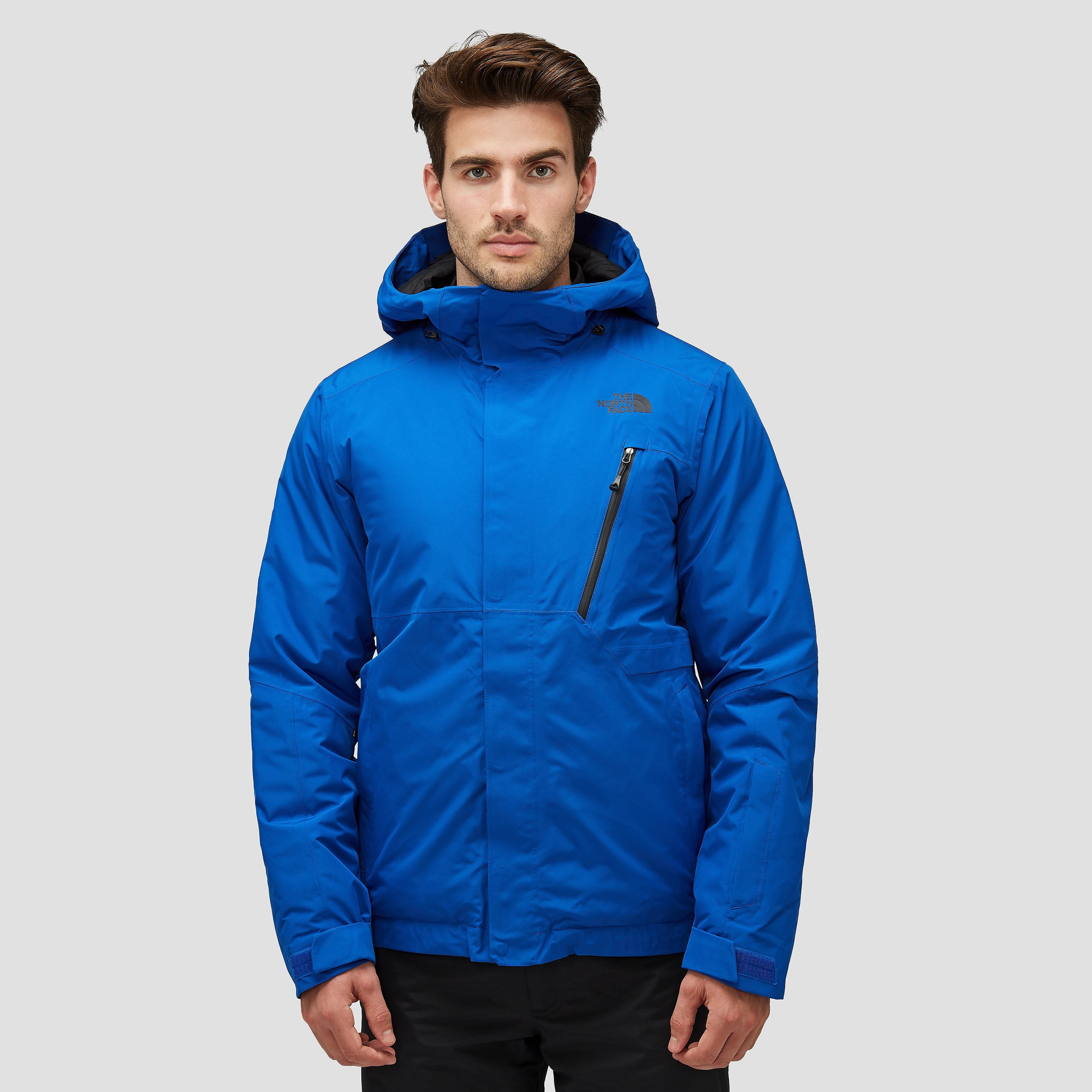 THE NORTH FACE DESCENDIT OUTDOOR SKI - OUTDOOR JAS BLAUW HEREN