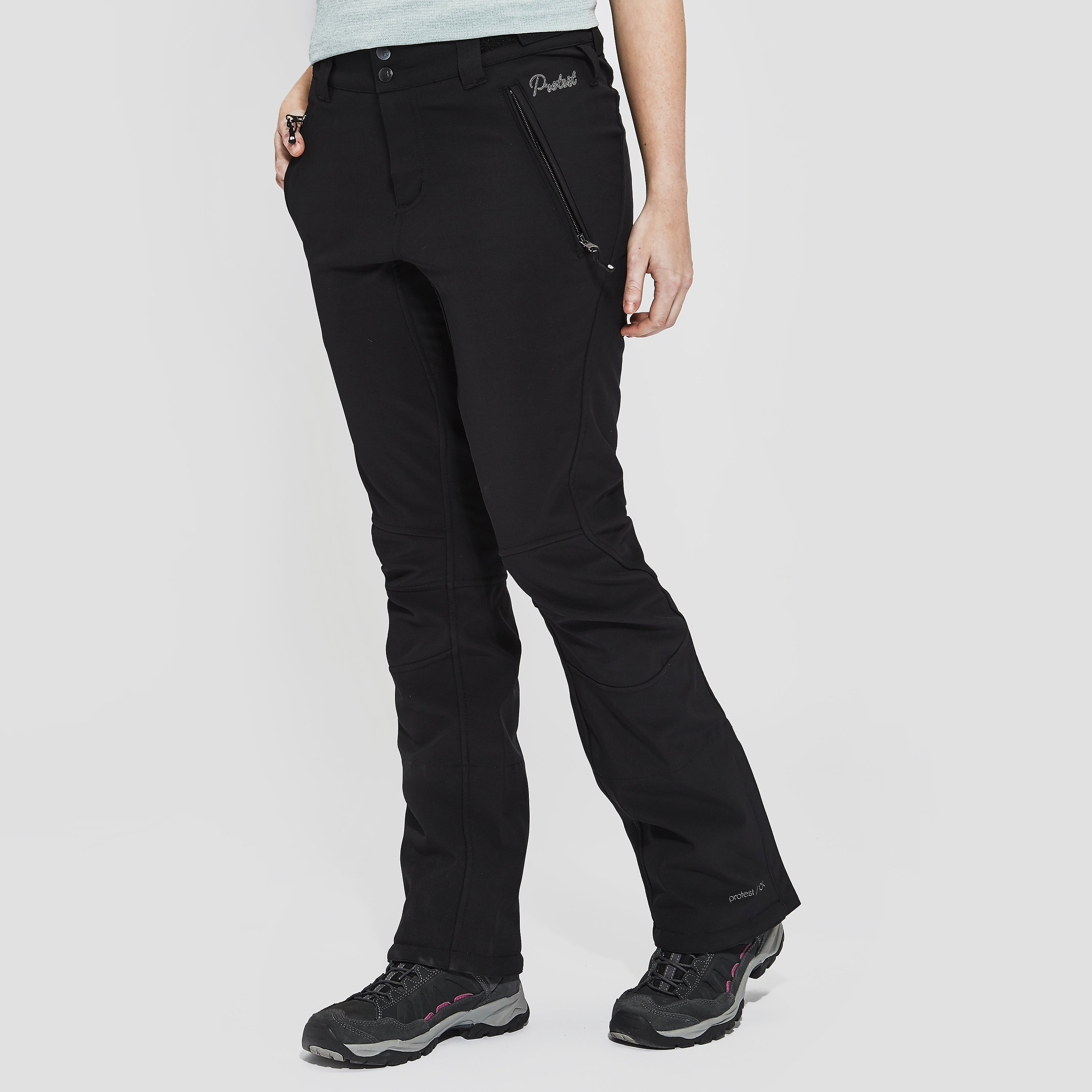 PROTEST REDWORTH SOFTSHELL SNOW PANT