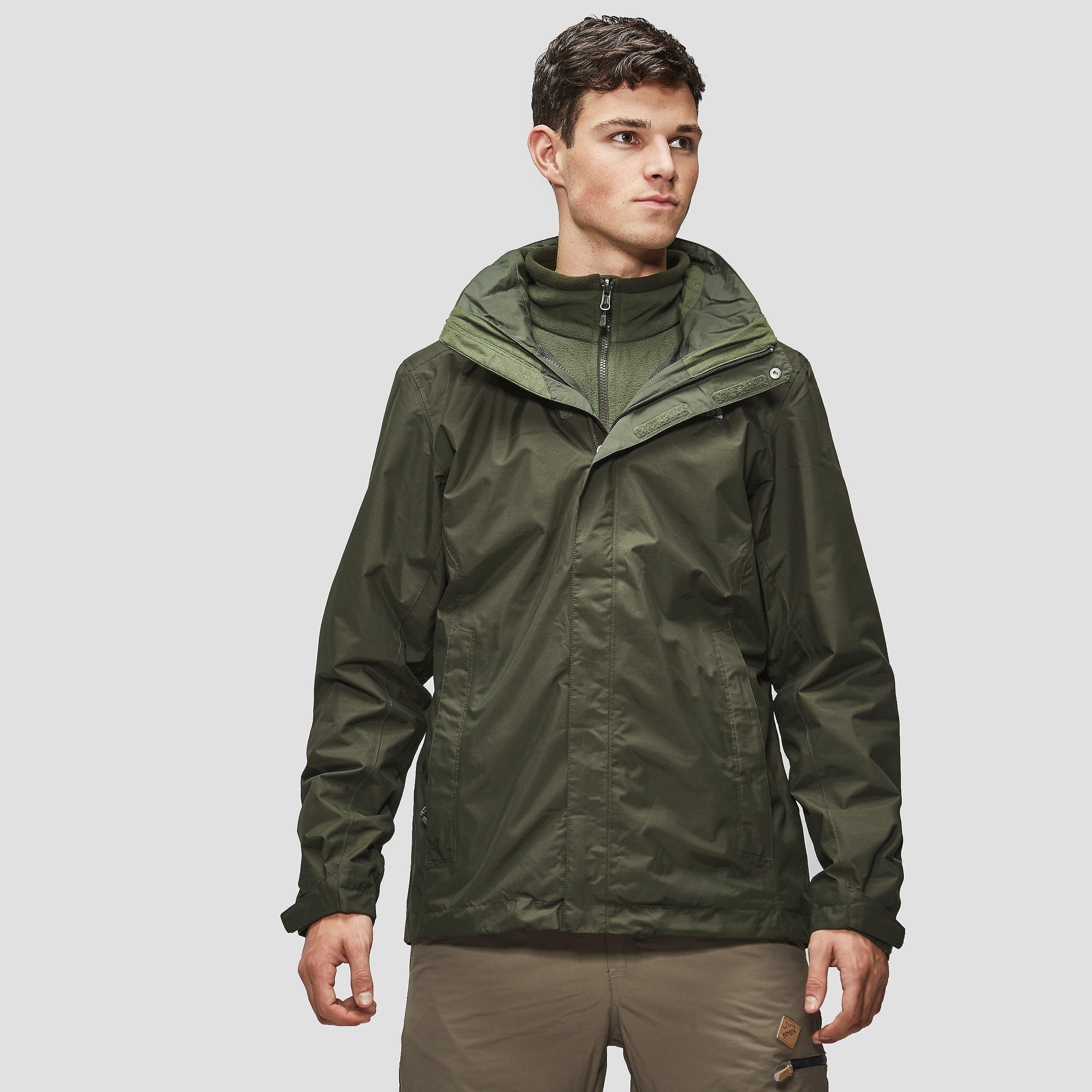 THE NORTH FACE EVOLUTION II TRICLIMATE JAS GROEN HEREN