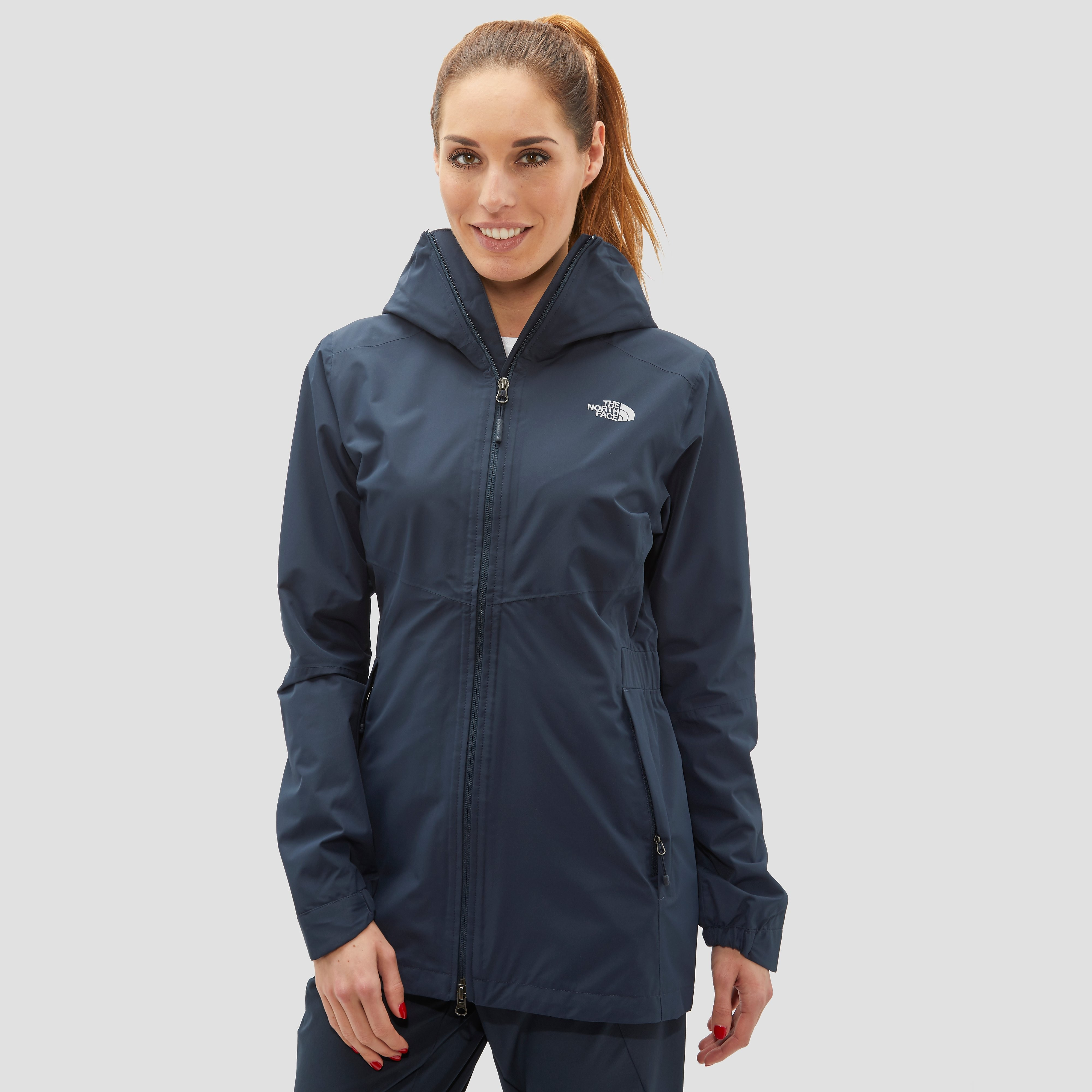 THE NORTH FACE HIKESTELLER PARKA SHELL OUTDOOR JAS BLAUW DAMES