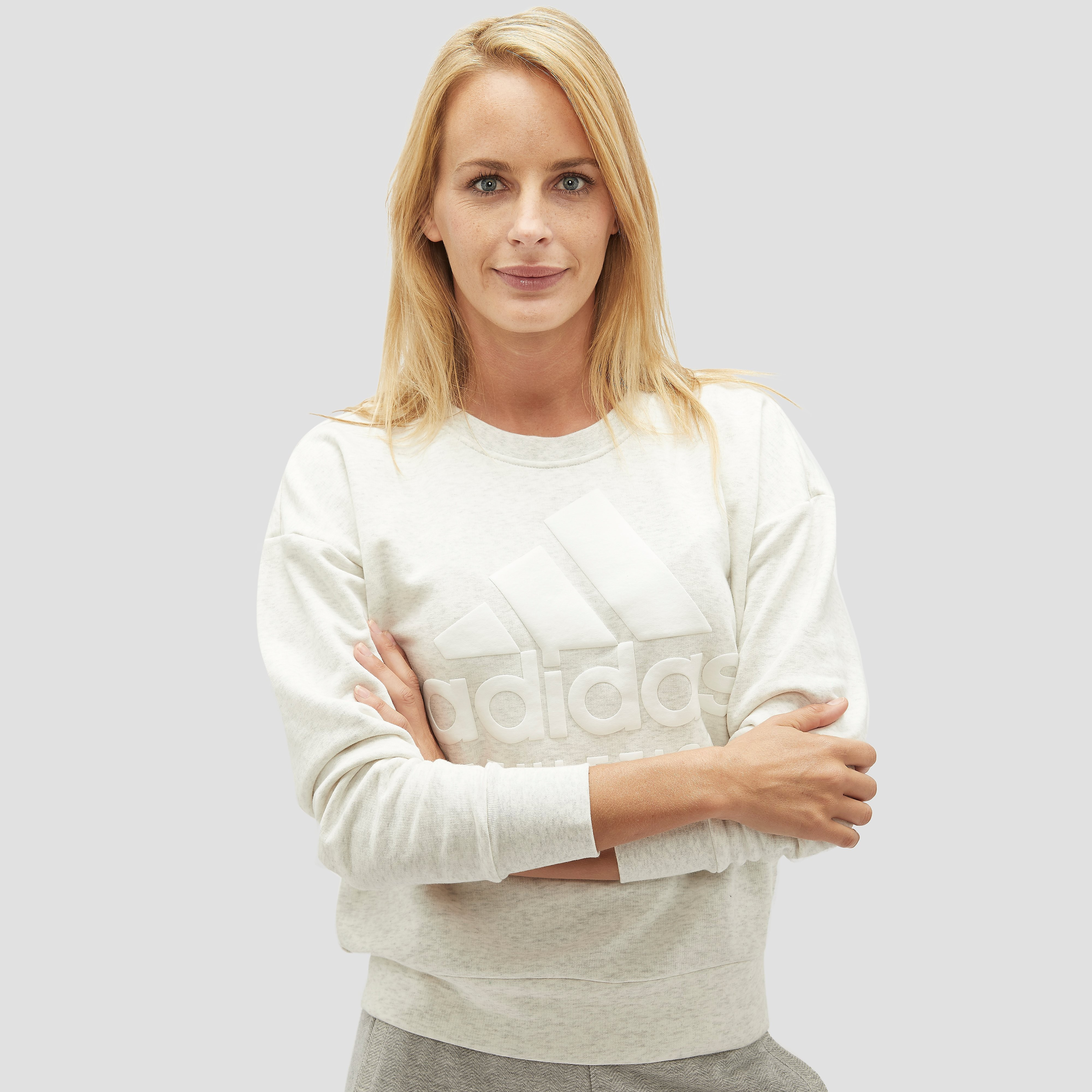 ADIDAS SID SWEATER WIT DAMES