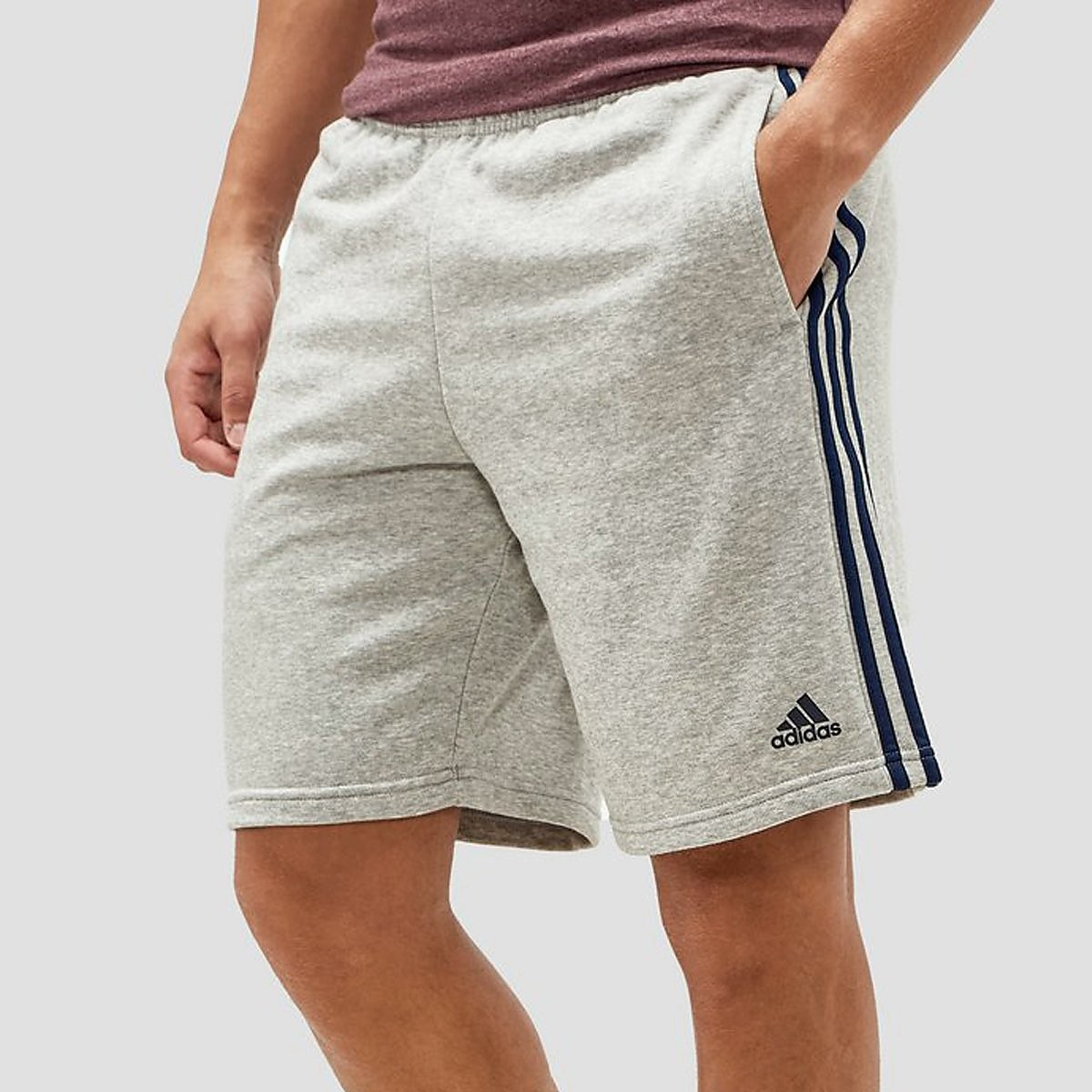 ADIDAS ESSENTIAL 3-STRIPES SHORT