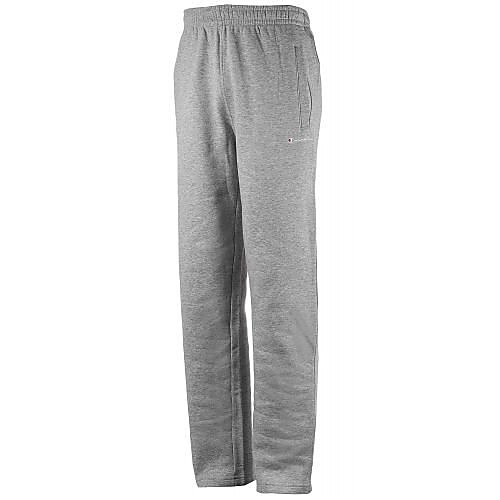 CHAMPION LUCYEN STRAIGHT JOGGINGBROEK GRIJS HEREN