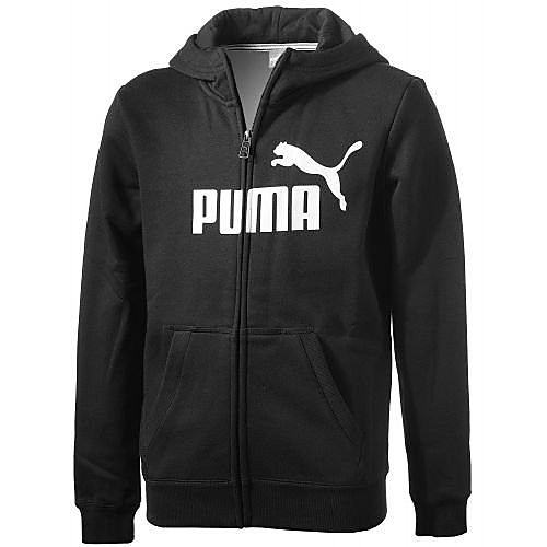 PUMA ESS HOODEE SWEAT JACKET