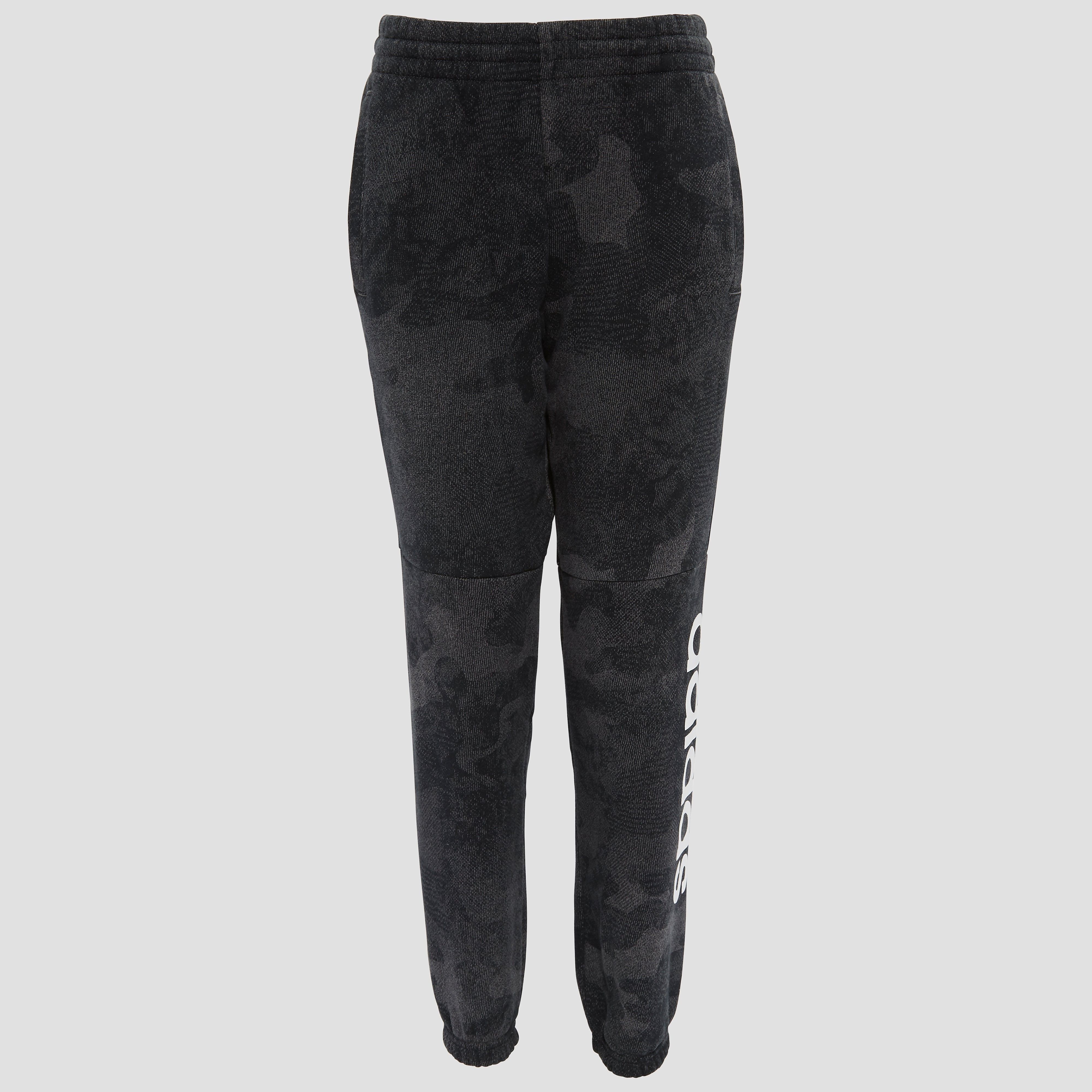 ADIDAS ESSENTIALS LINEAR JOGGINGBROEK GRIJS JONGENS