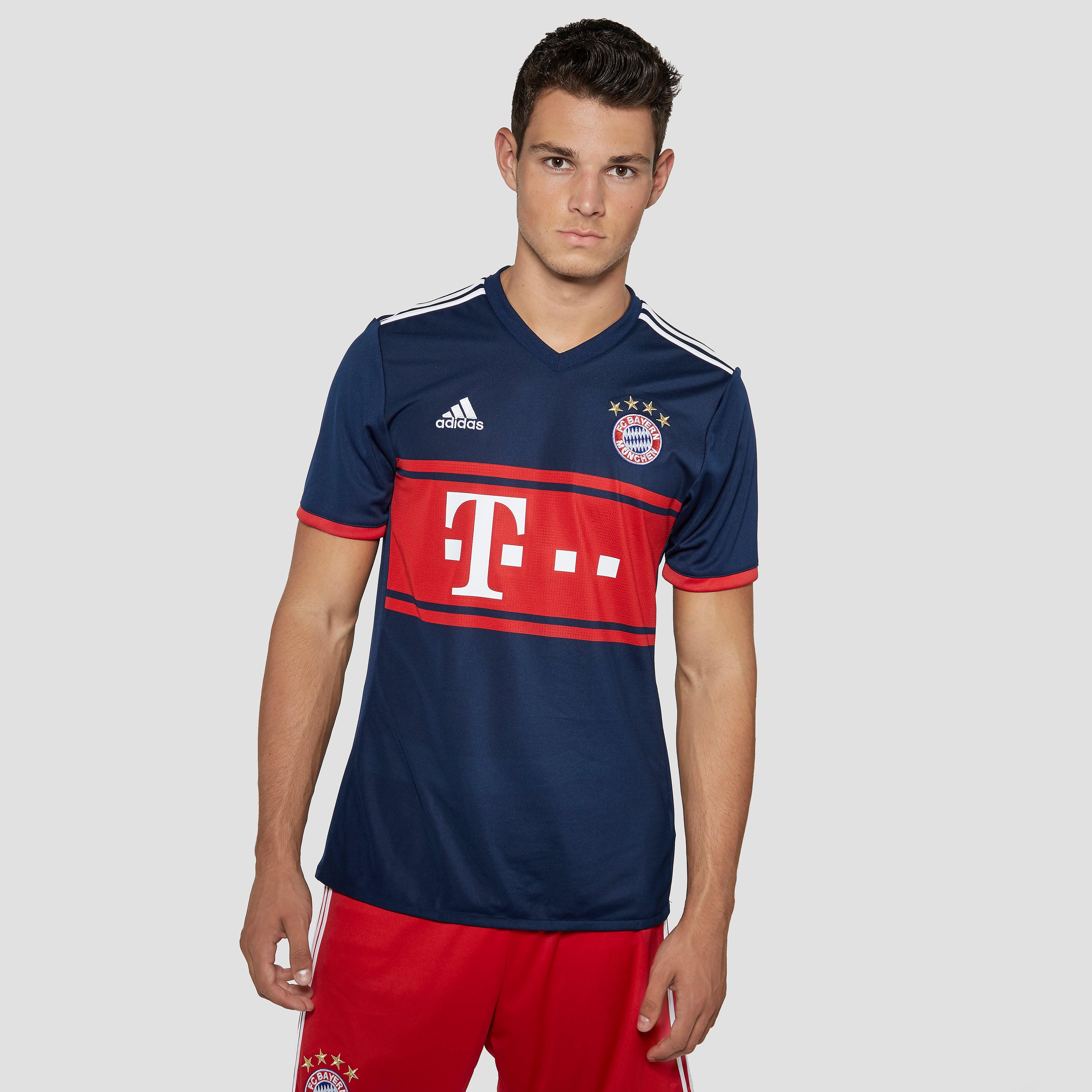ADIDAS FC BAYERN MÜNCHEN UITSHIRT BLAUW HEREN
