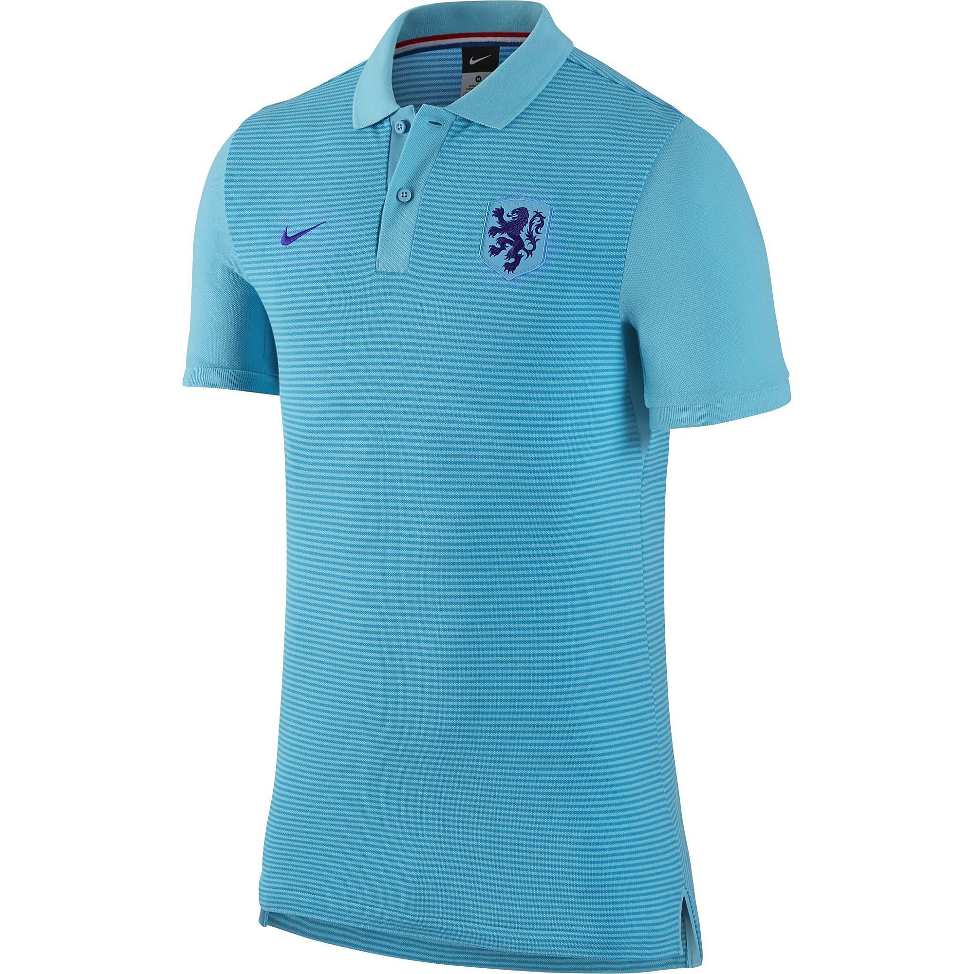 Nike KNVB AUTH GS SLIM POLO