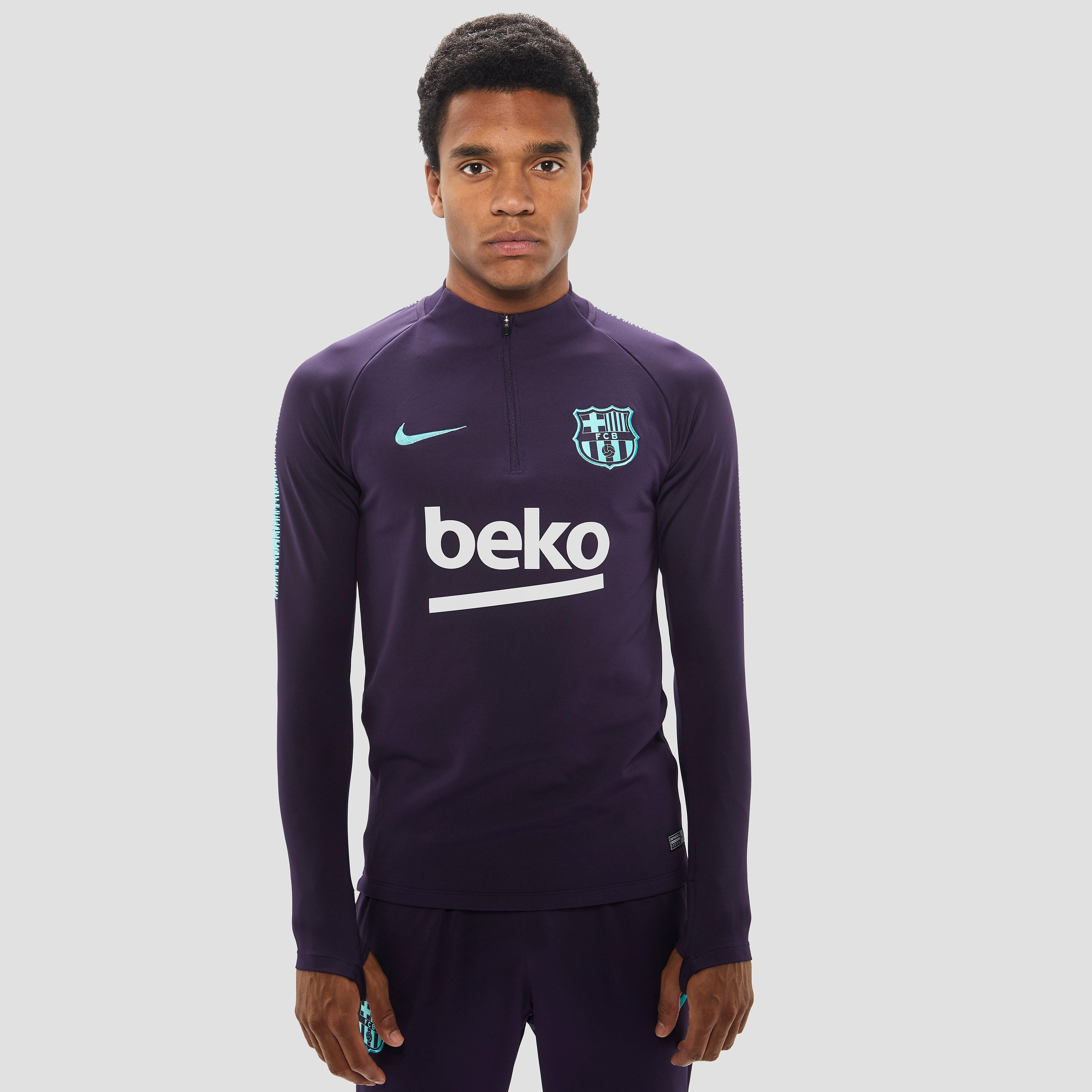 NIKE FC BARCELONA TRAININGSTOP 18/19 PAARS HEREN