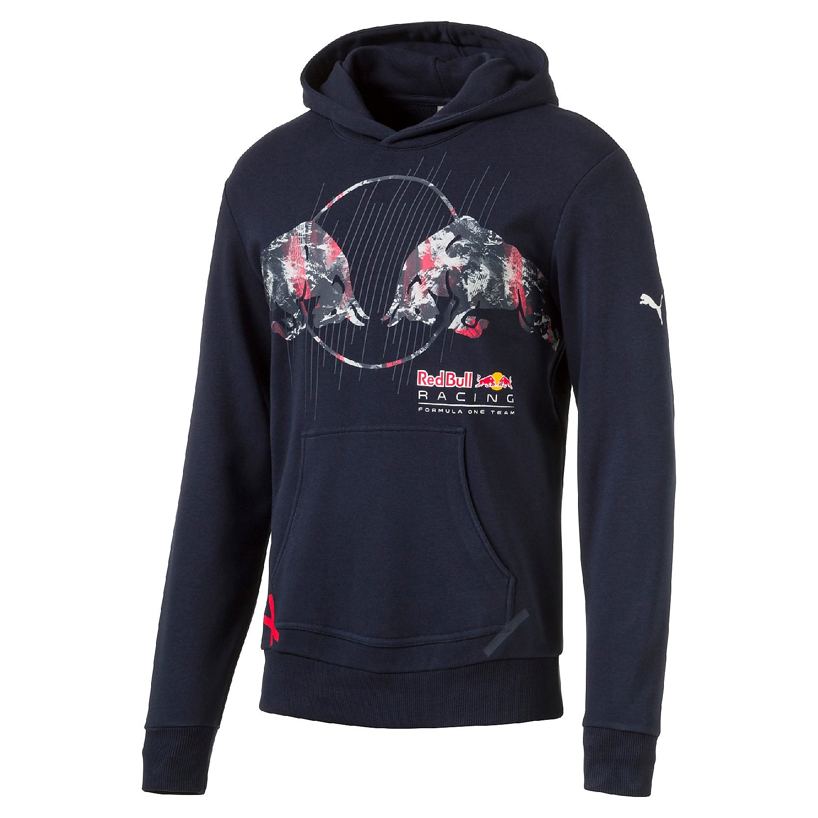 PUMA RED BULL RACING GRAPHIC TRUI HEREN