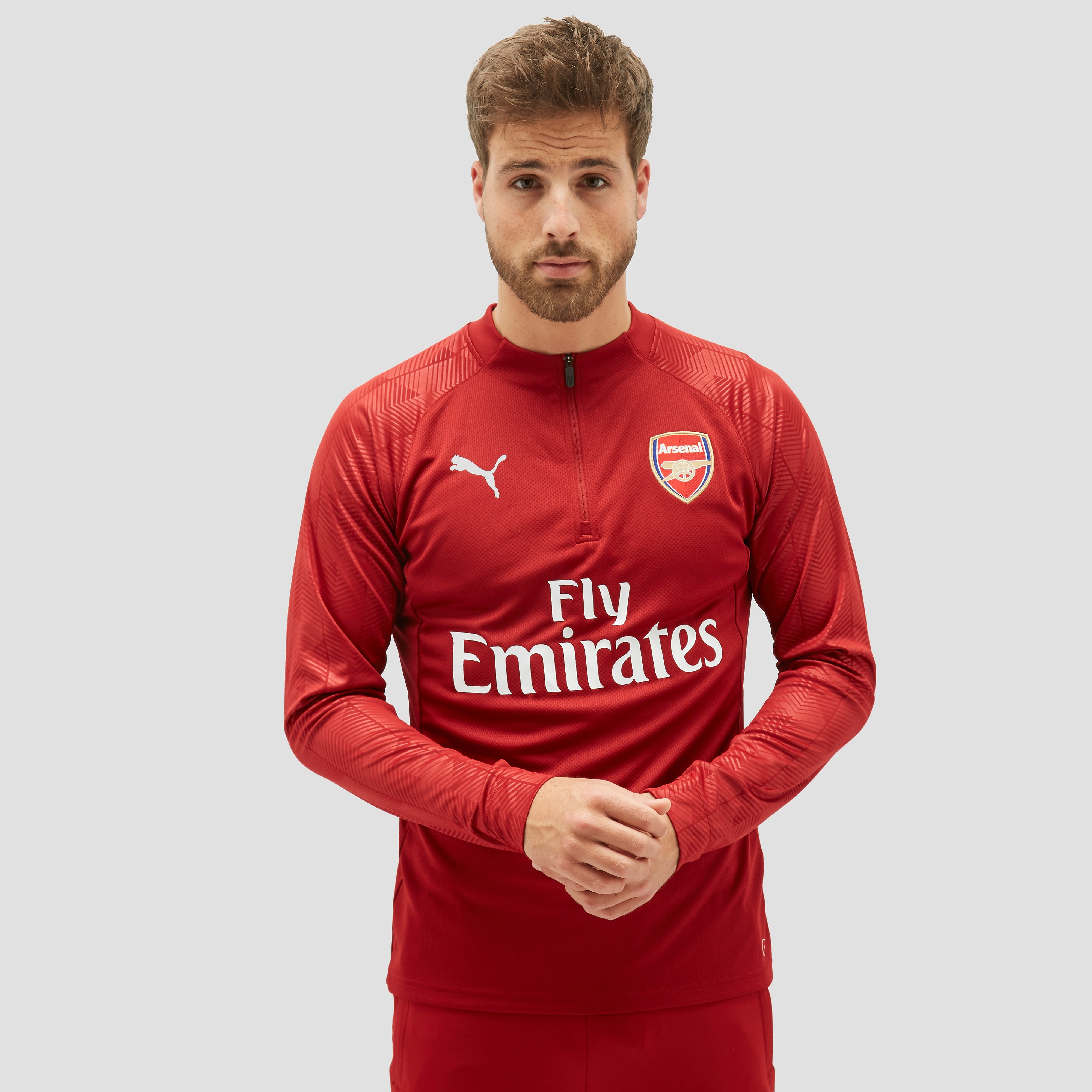 PUMA ARSENAL FC TRAININGSTOP 17/18 ROOD HEREN
