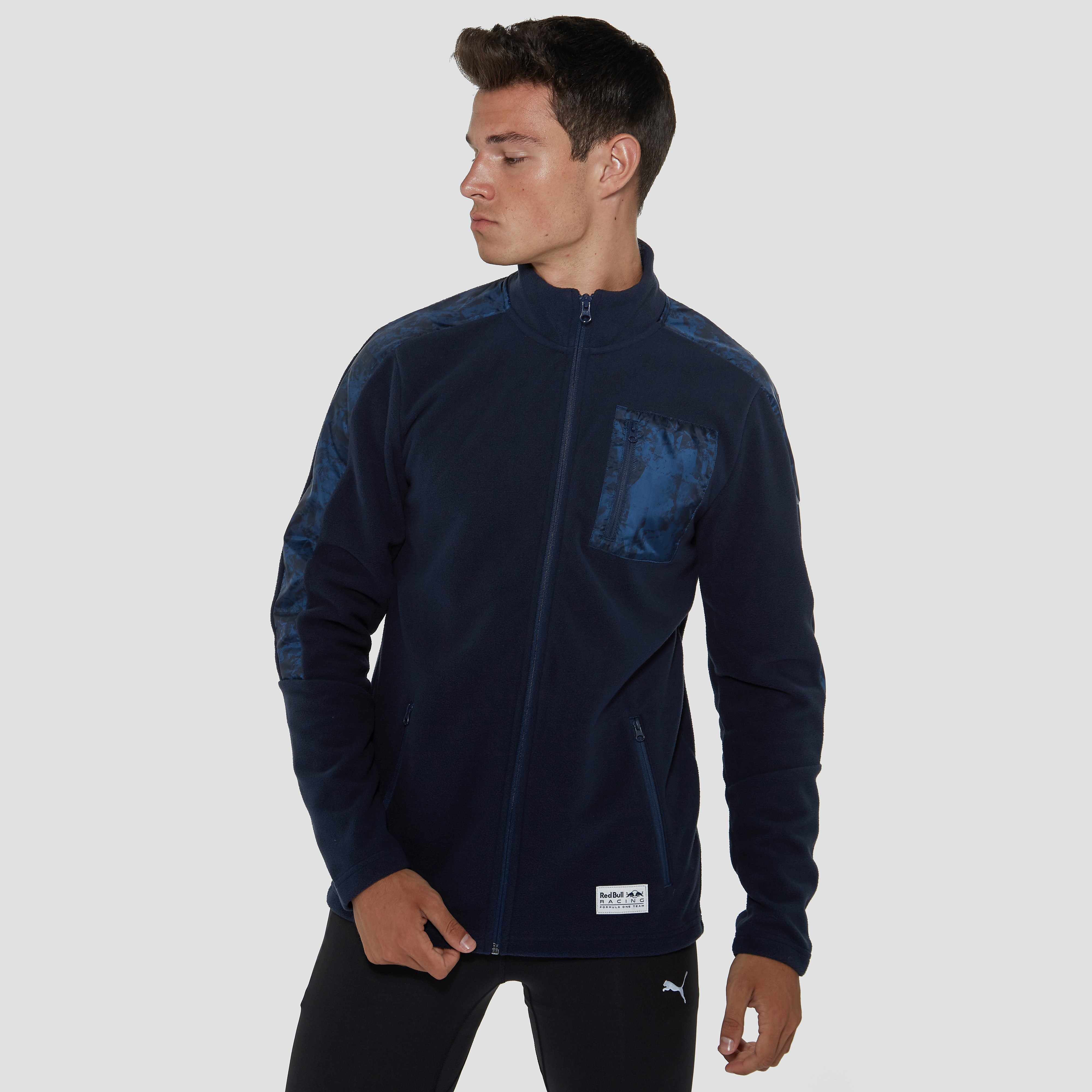 PUMA RED BULL RACING T7 SPORTJAS BLAUW HEREN