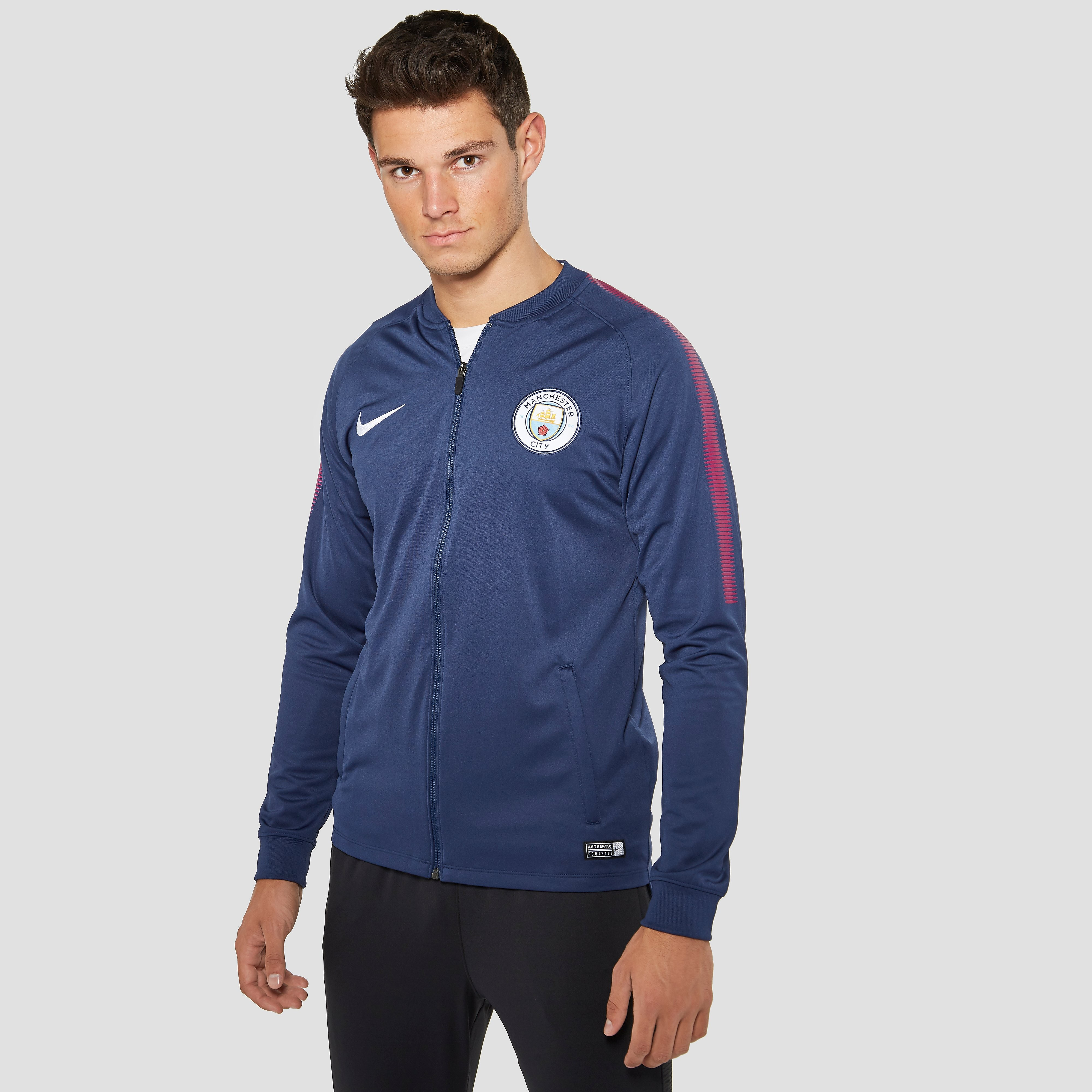 NIKE MANCHESTER CITY FC TRAININGSJAS BLAUW HEREN