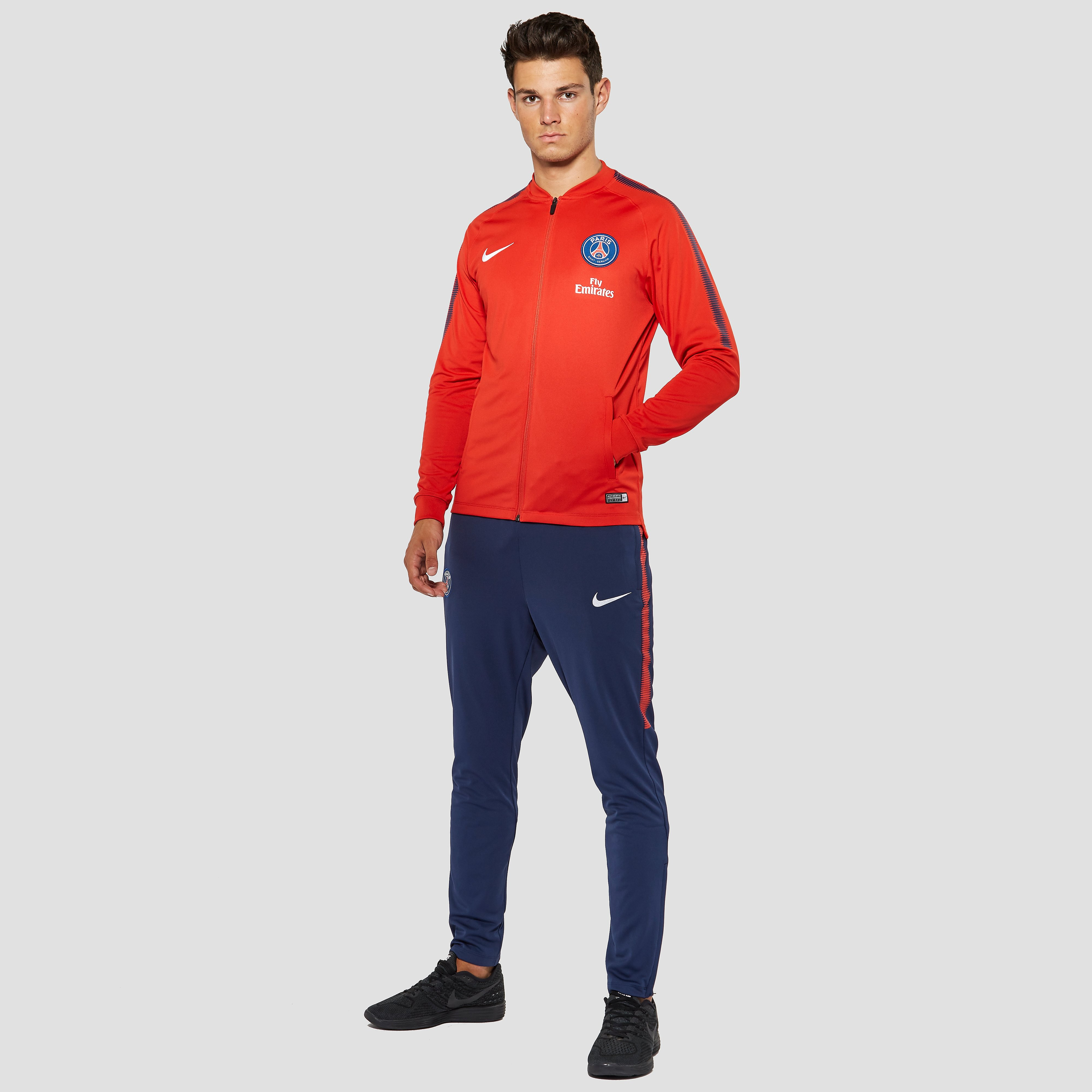 NIKE PSG TRAININGSPAK ROOD ROOD HEREN