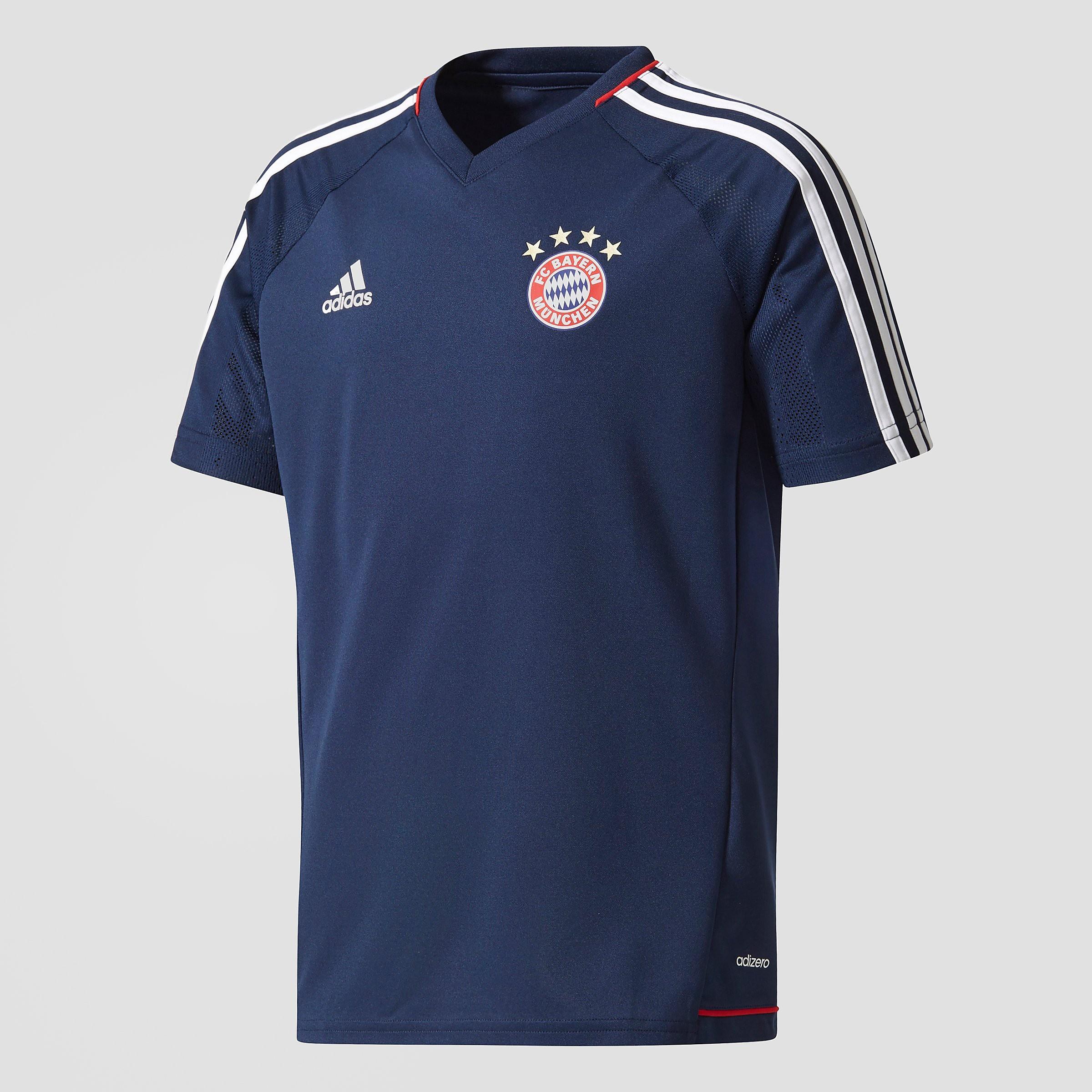 ADIDAS FC BAYERN MÜNCHEN TRAININGSSHIRT JONGENS