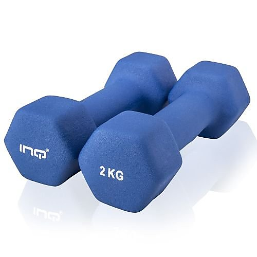 INQ DUMBBELL 2 X 2 KILOGRAM