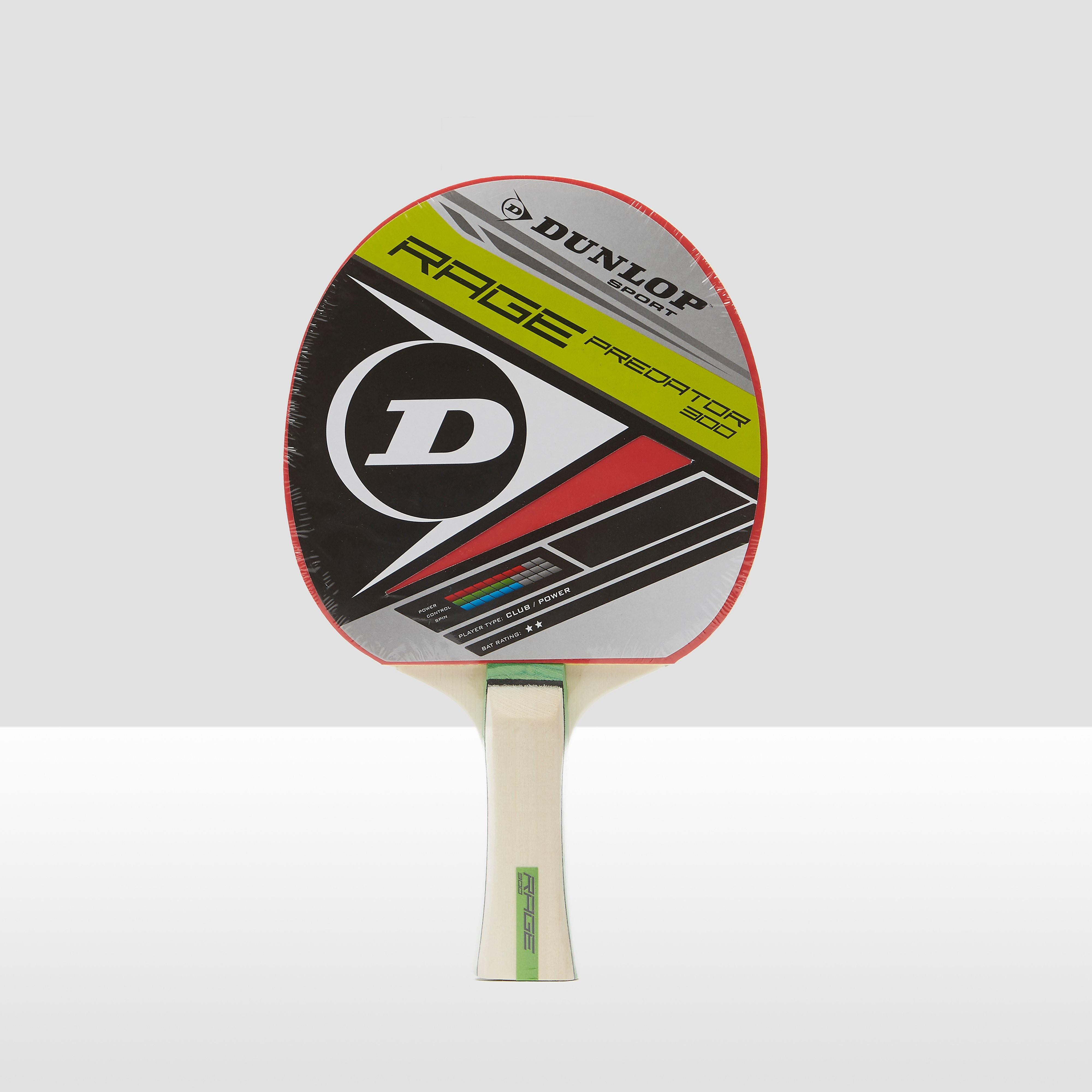 Dunlop RAGE PREDATOR TAFELTENNISBATJE