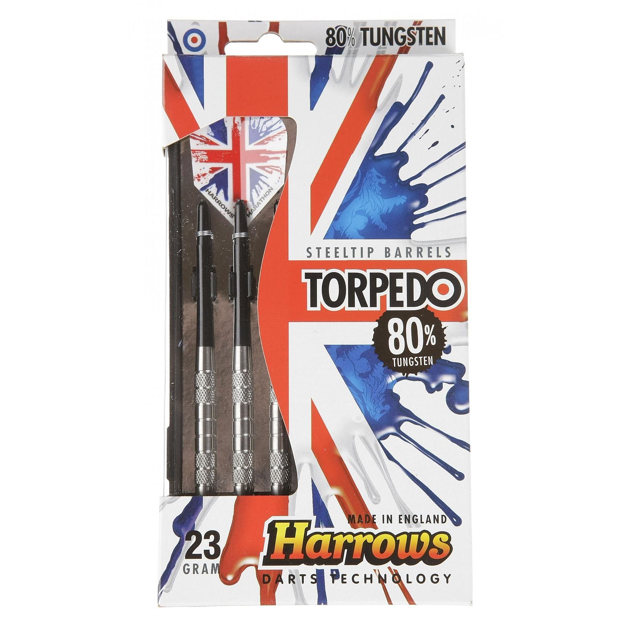 Harrows TORPEDO DART 70% 23GR