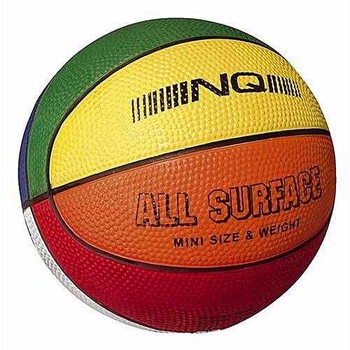 INQ RAINBOW MINI BASKETBALL