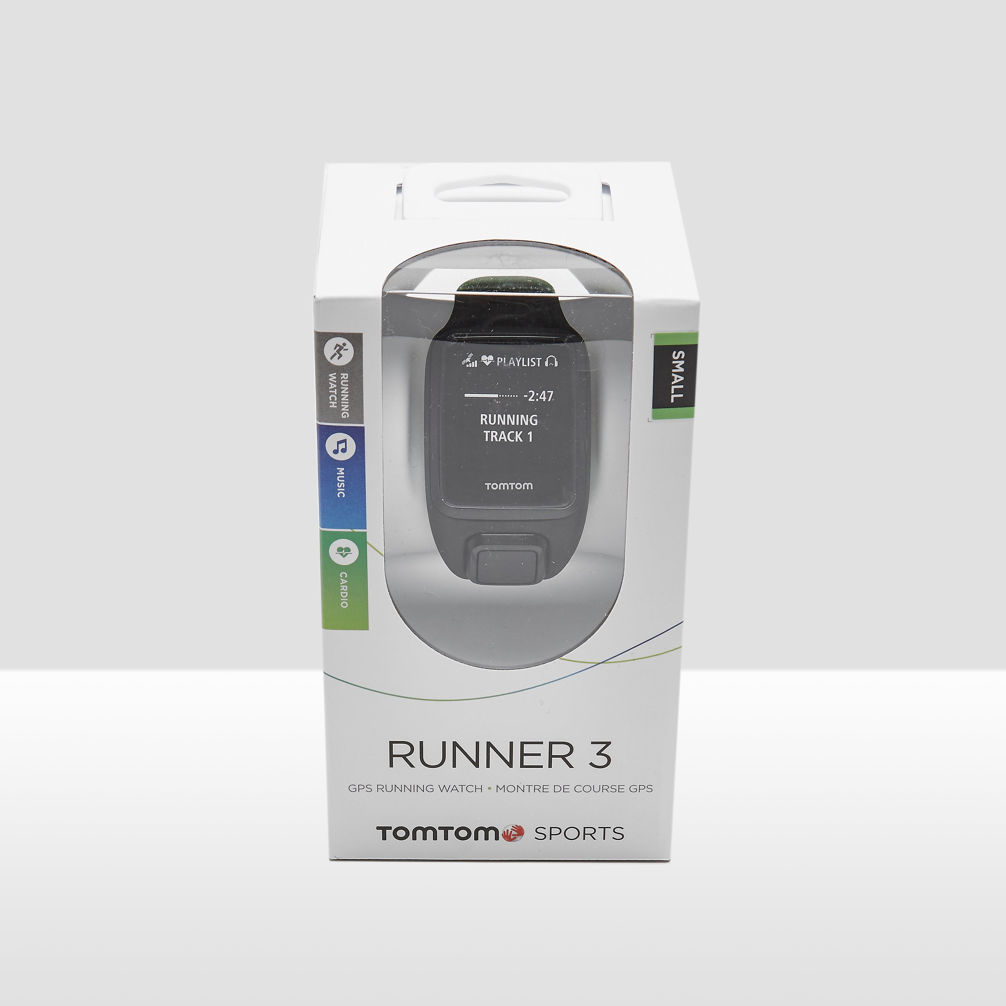 TOMTOM R3 CARDIO+MUSIC+GPS SMALL