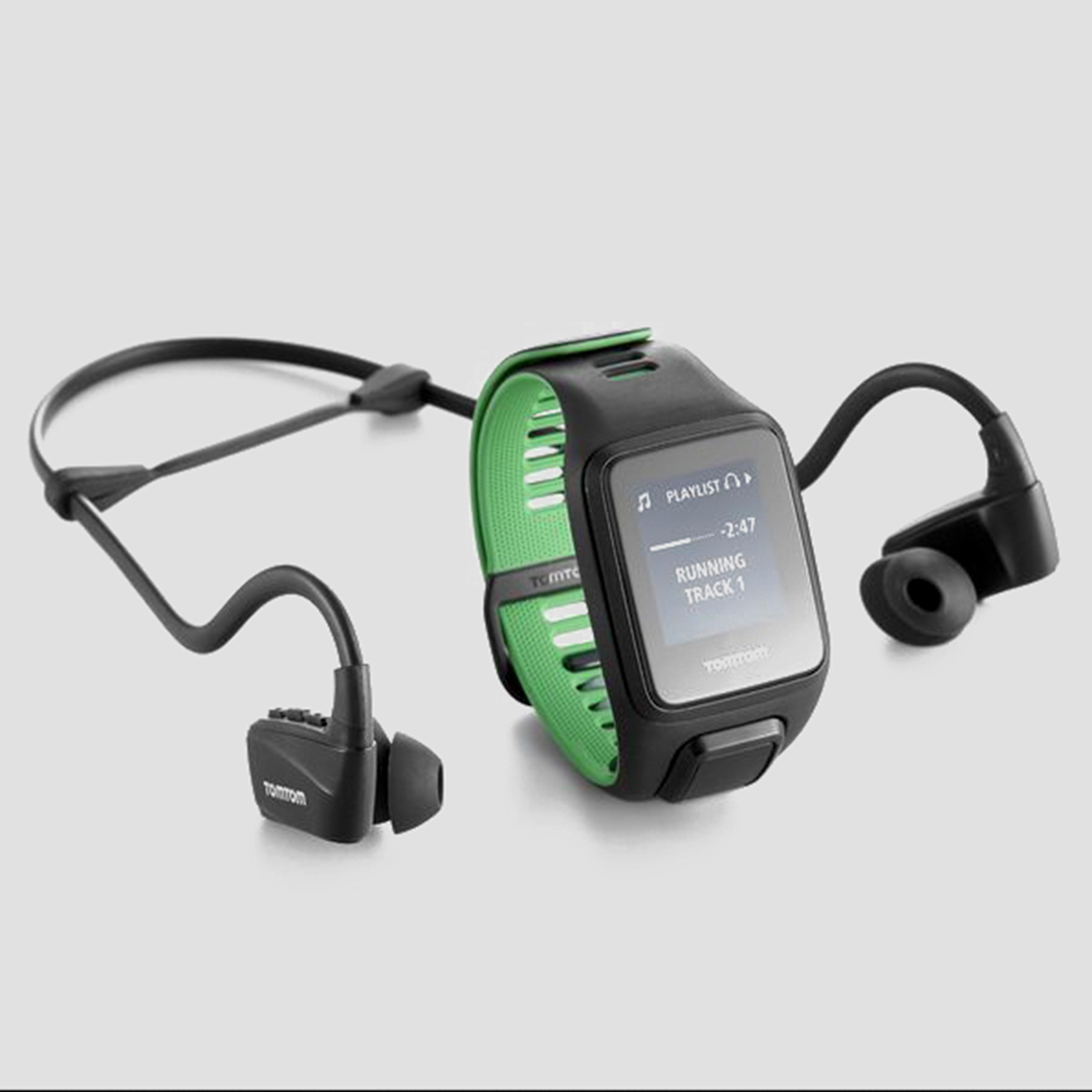 TOMTOM R3 CARDIO+MUSIC+GPS+BLU SMALL